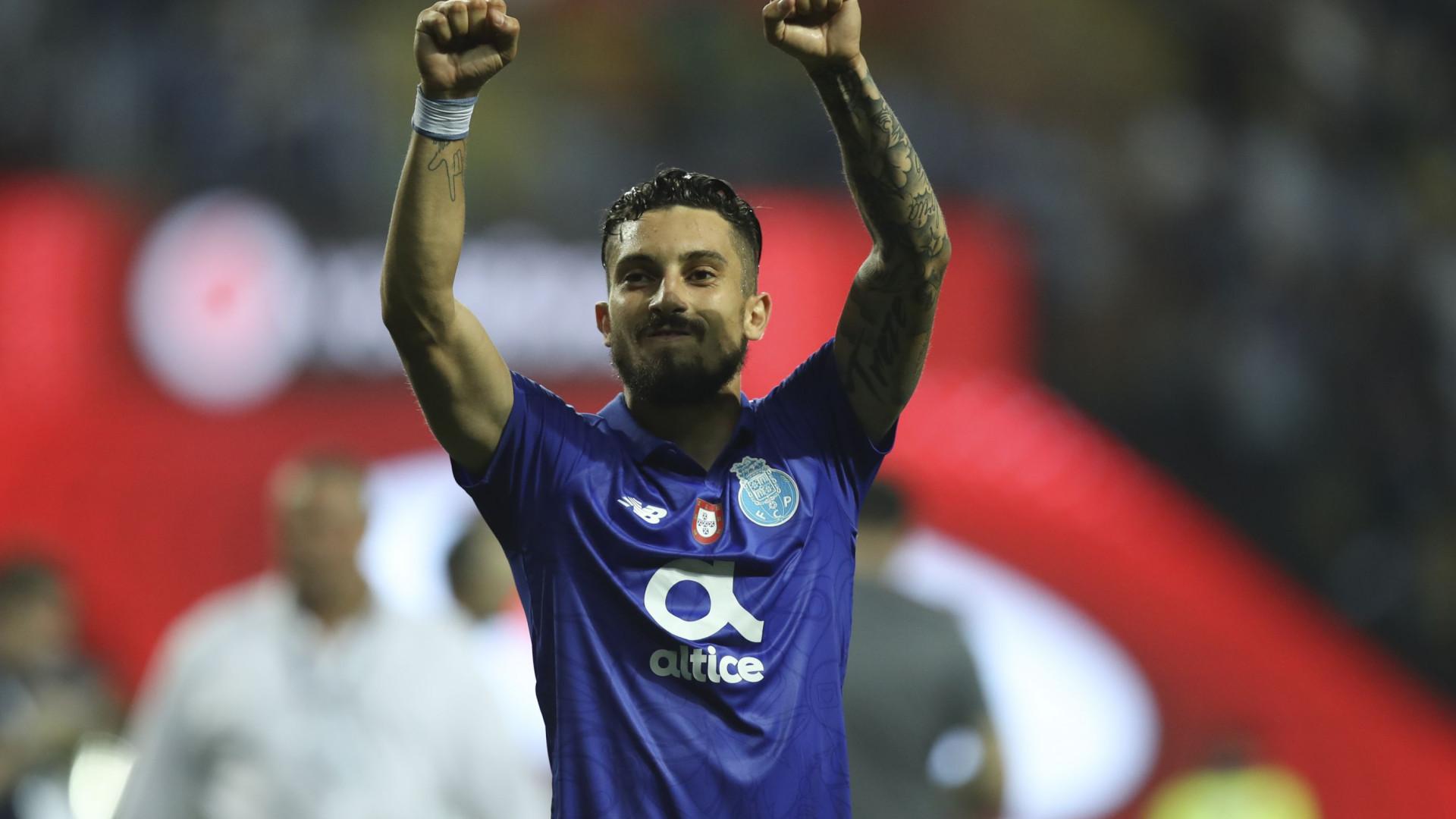 """""""O FC Porto está muito forte para todas as disputas que tem pela frente"""""""