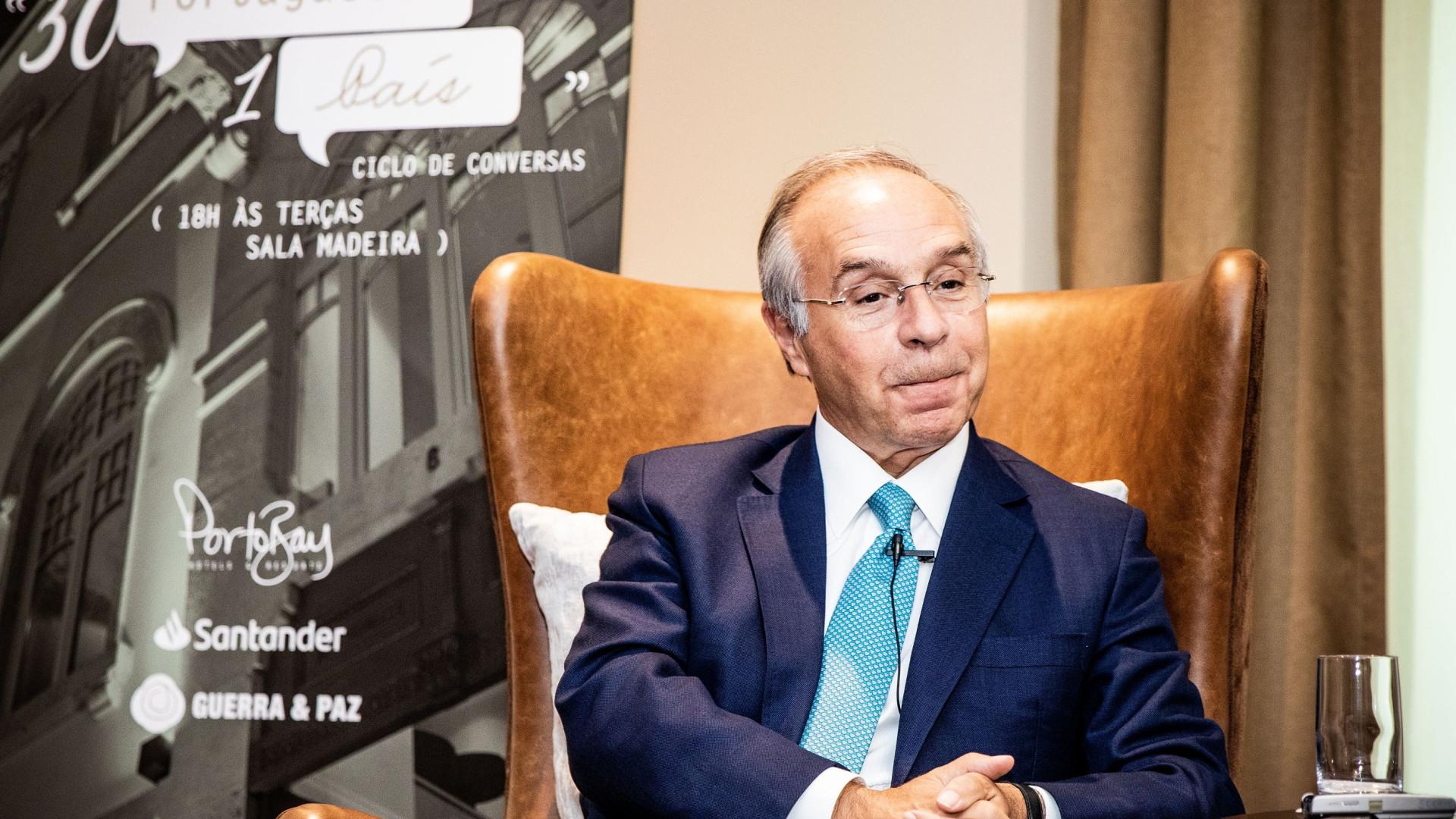 """""""Armando Vara é a ponta do icebergue de uma rede muito poderosa"""""""