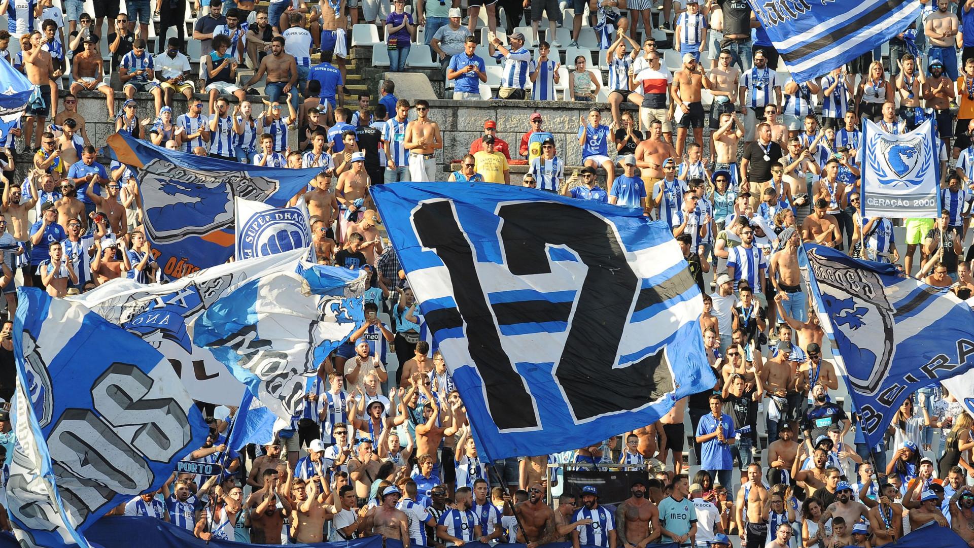 """FC Porto deixa nova 'farpa' ao Benfica: """"Efeito secundário da porta 18"""""""