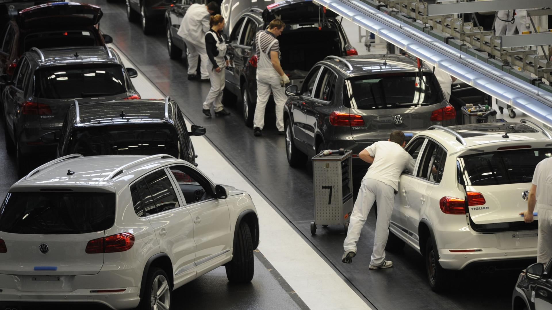 Volkswagen chama para revisão milhares de veículos Tiguan e Touran