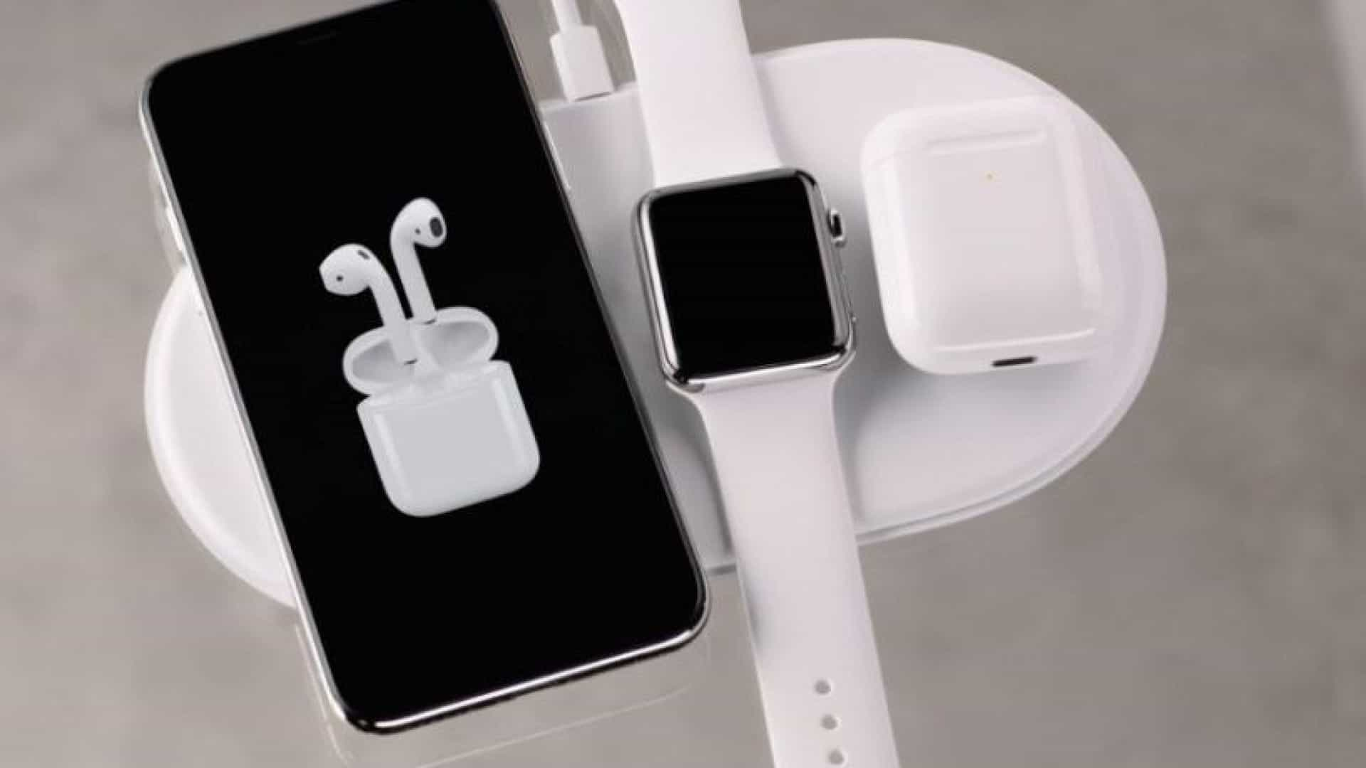 O AirPower da Apple pode (finalmente) estar a chegar