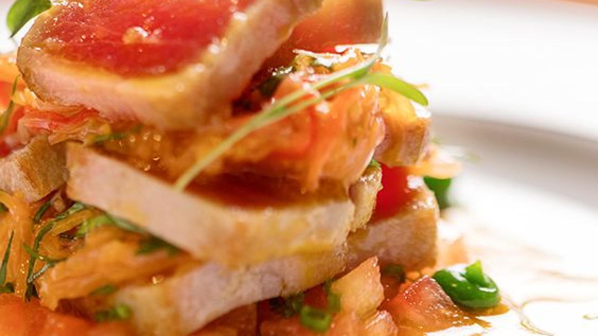 No Balcão de Sá Pessoa, o gourmet junta-se à rapidez dos menus de almoço