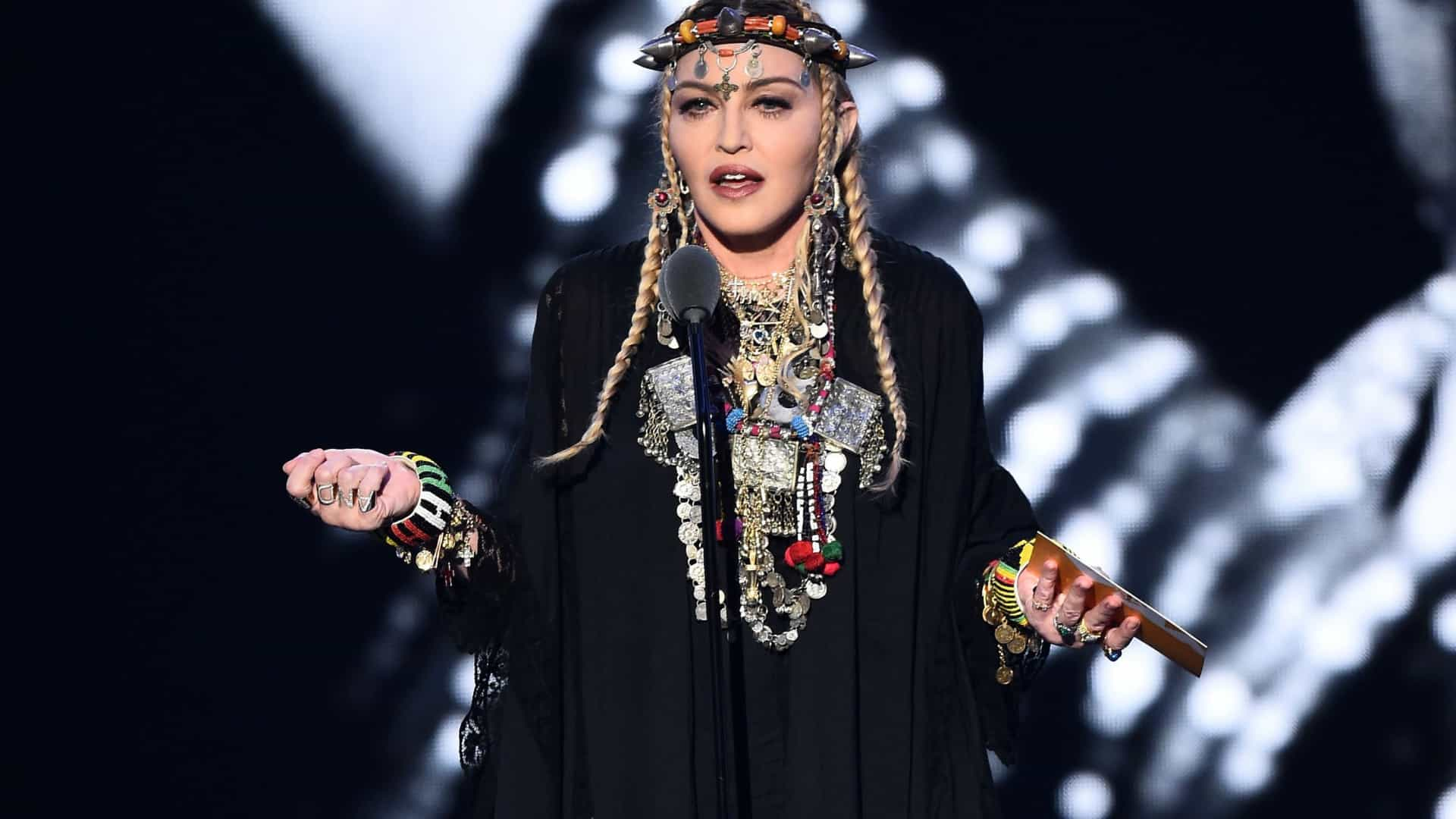 "Vídeo: Madonna ansiosa para partilhar a ""magia de Lisboa"""