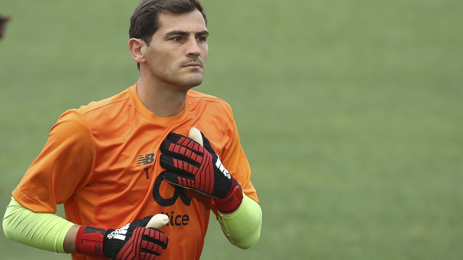 """Casillas: """"Rivais? Penso que estão mais preparados para nós"""""""