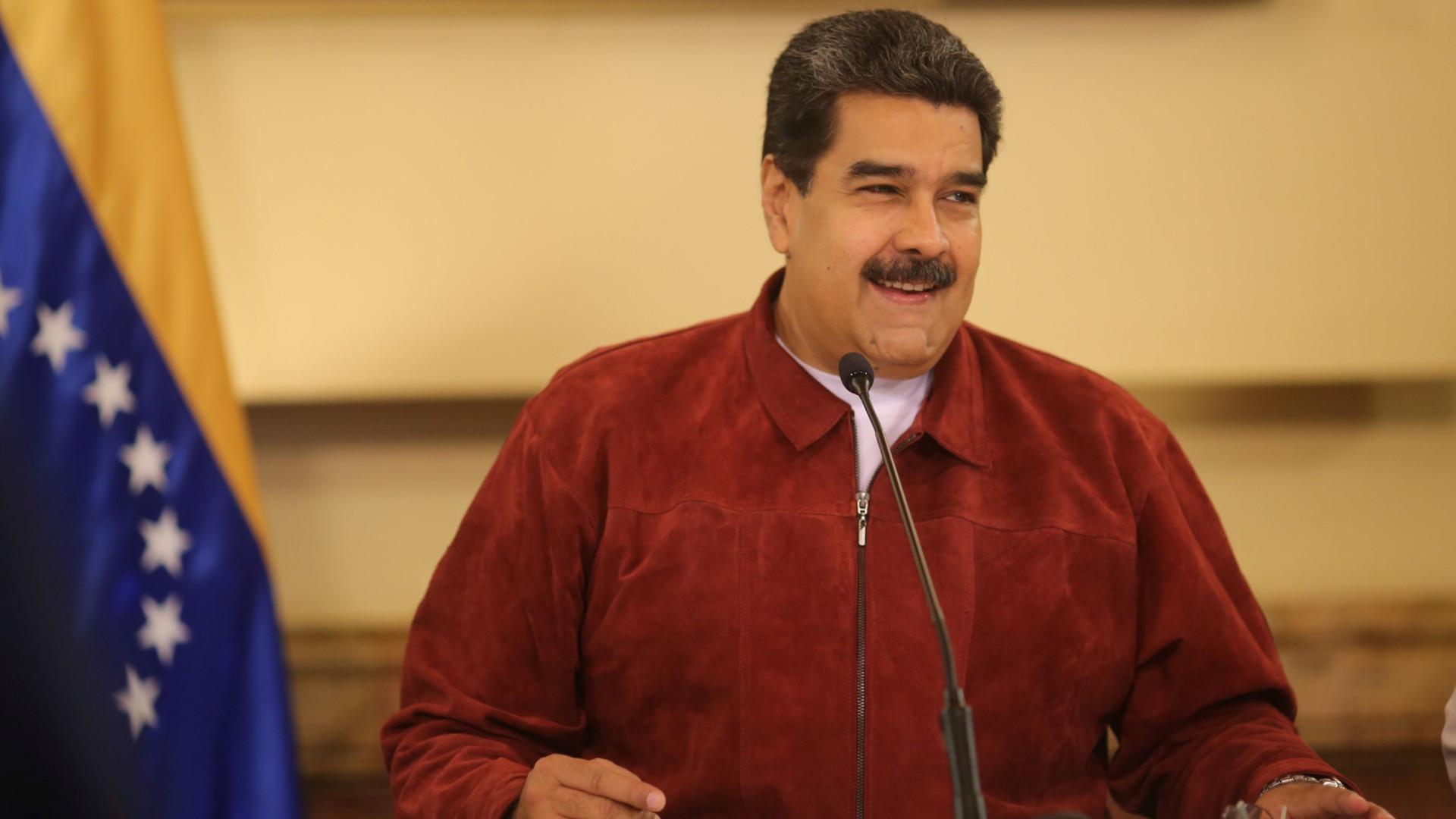 Nicolás Maduro agradece acordo para reduzir produção de petróleo