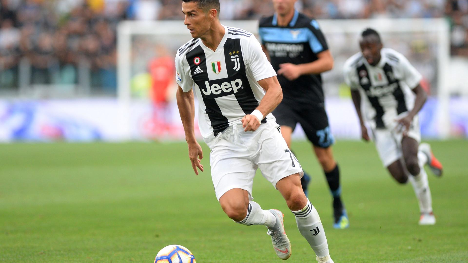 Cristiano Ronaldo  Problemas no  motor de arranque  não são de agora eb3618e8bced3