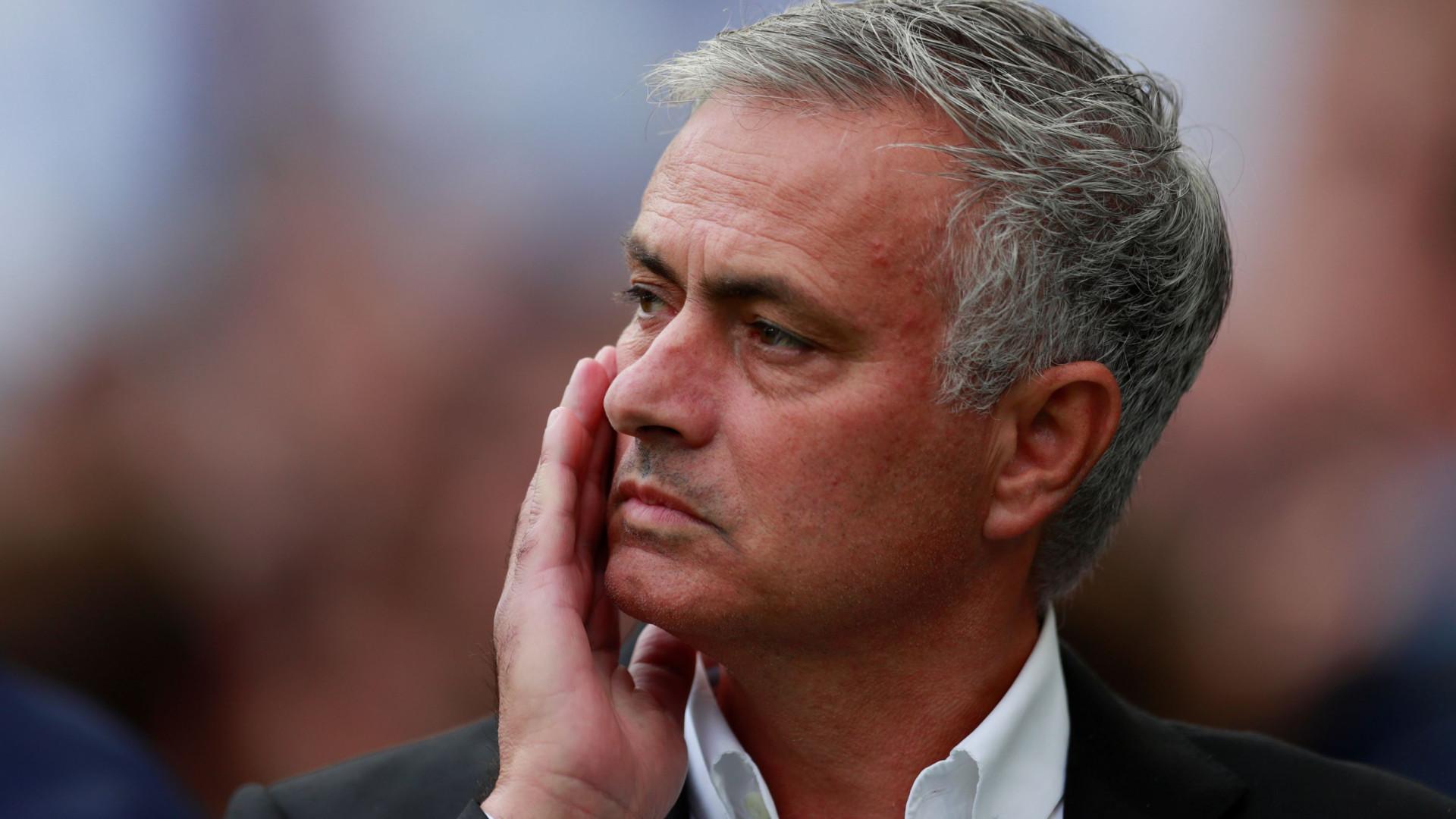 Mourinho terá pedido ao United para não contratar Cristiano Ronaldo
