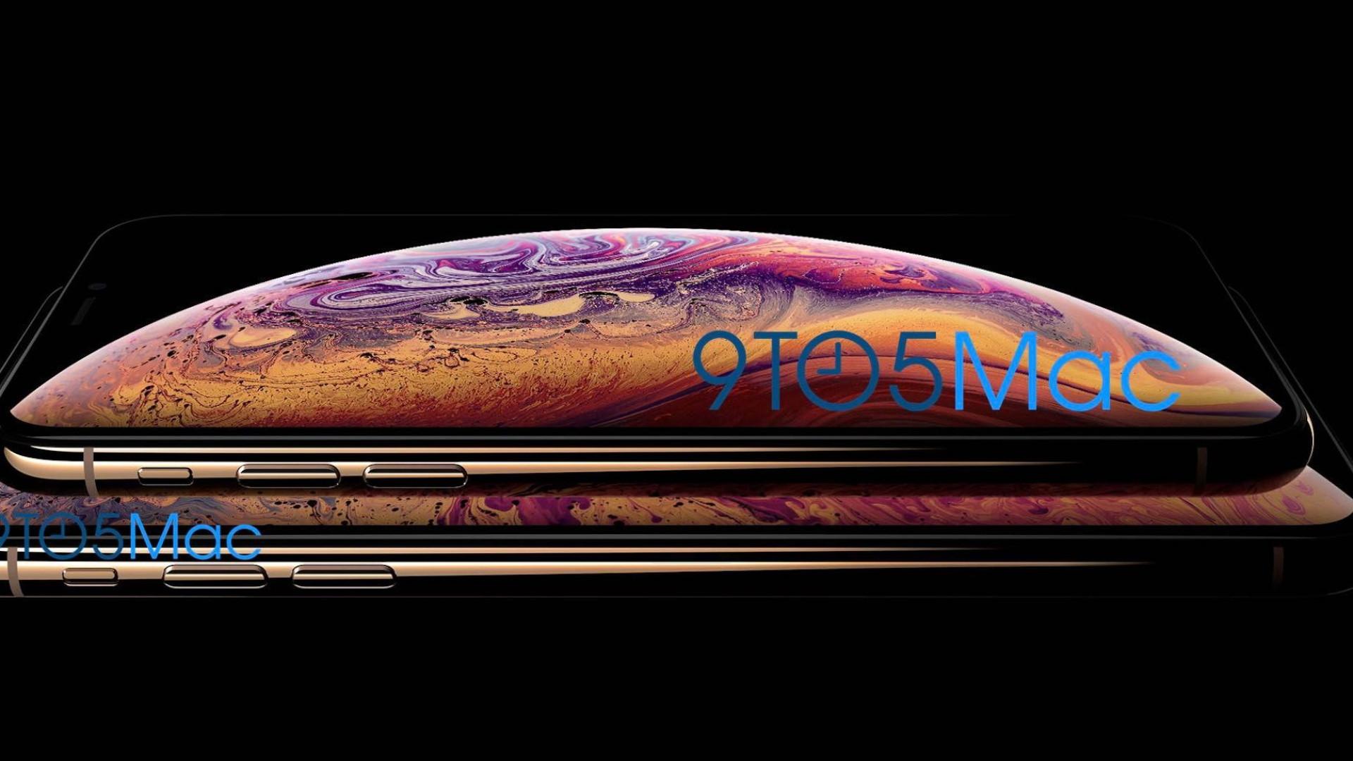 Fuga de informação revelou primeira imagem de dois novos iPhones