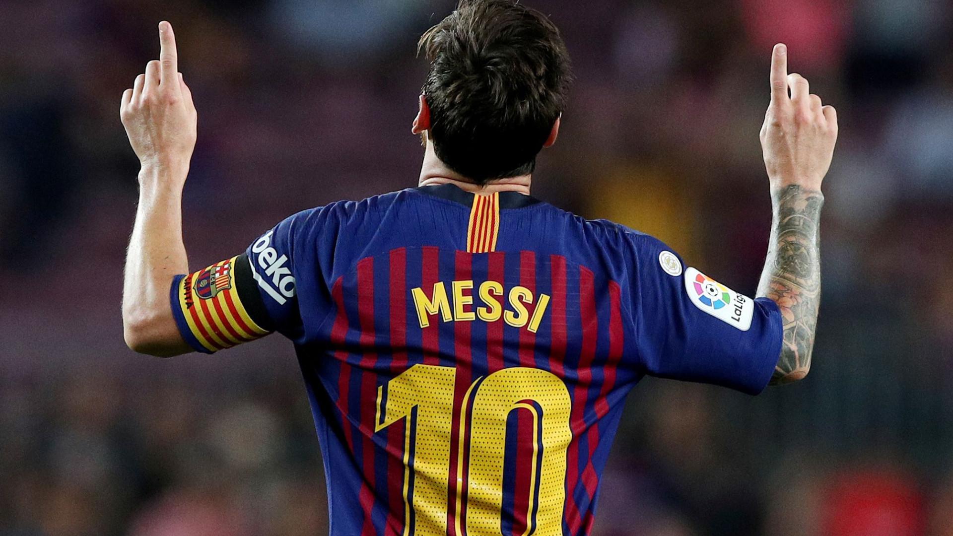 """City assume desejo Messi: """"Oferecemos-lhe o triplo do salário que ganha"""""""