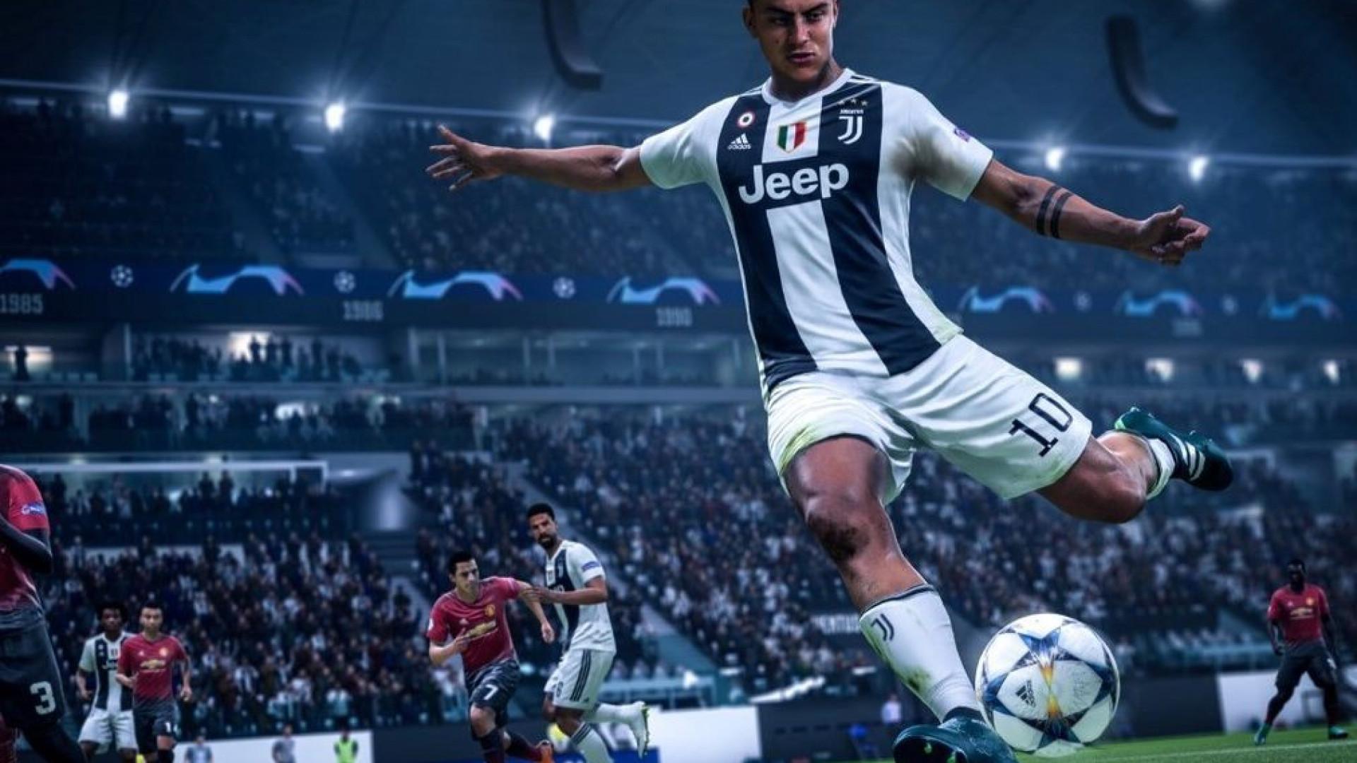 Demonstração de 'FIFA 19' é lançada hoje
