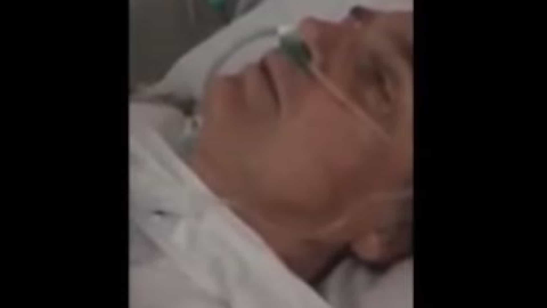 "Na cama do hospital, Bolsonaro grava vídeo: ""Nunca fiz mal a ninguém"""