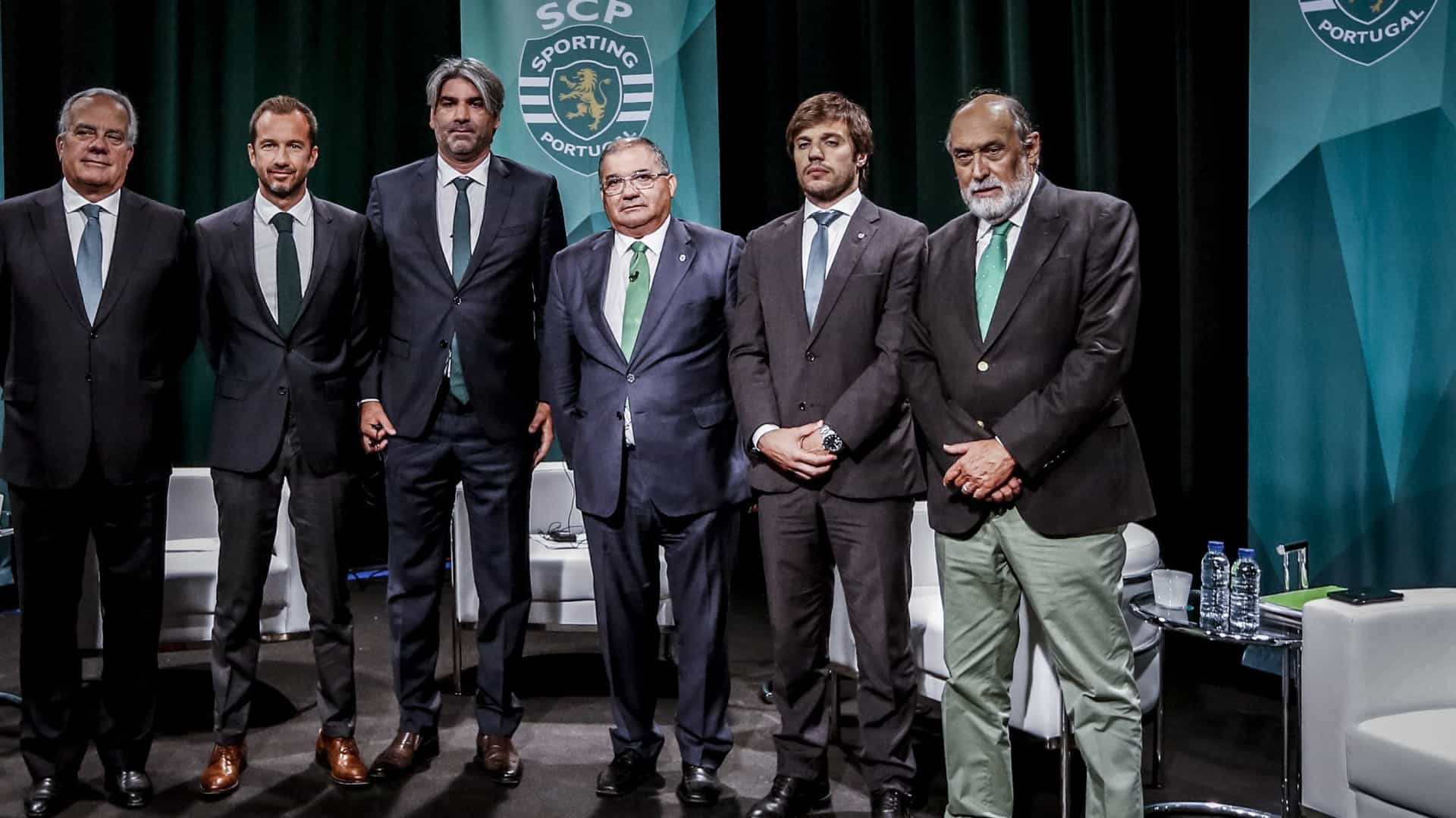 Chegou o dia D no Sporting: Os candidatos, os trunfos e as promessas