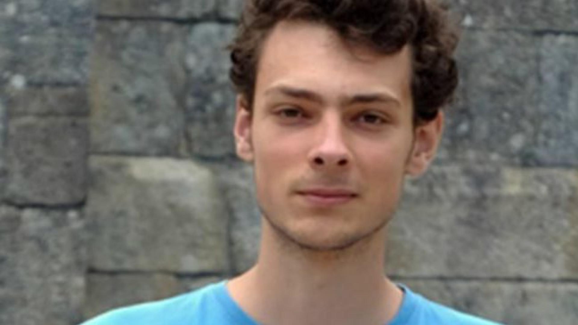 Estudante português desaparecido na Bélgica