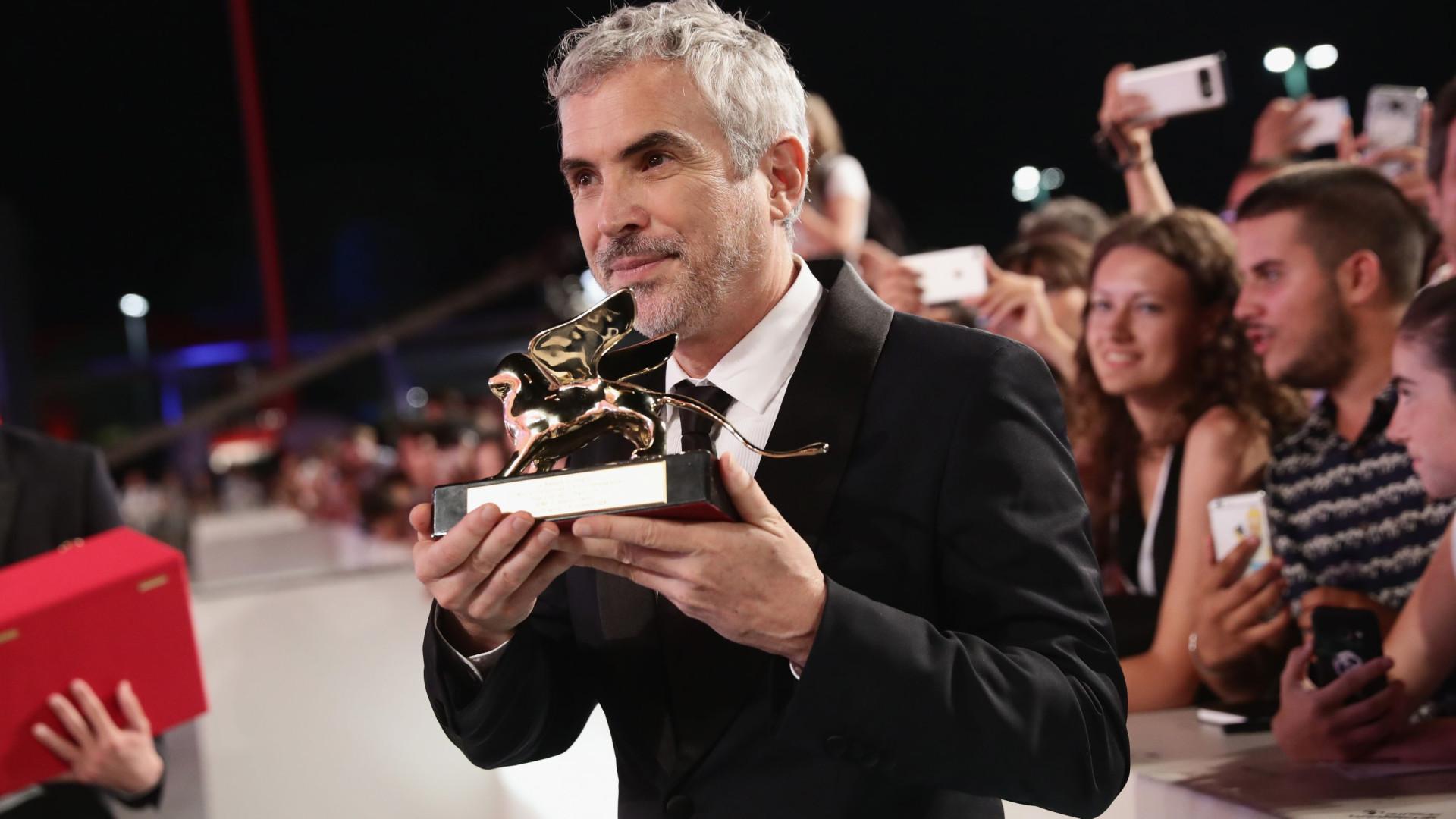 Leão de Ouro de Veneza para 'Roma', de Alfonso Cuarón