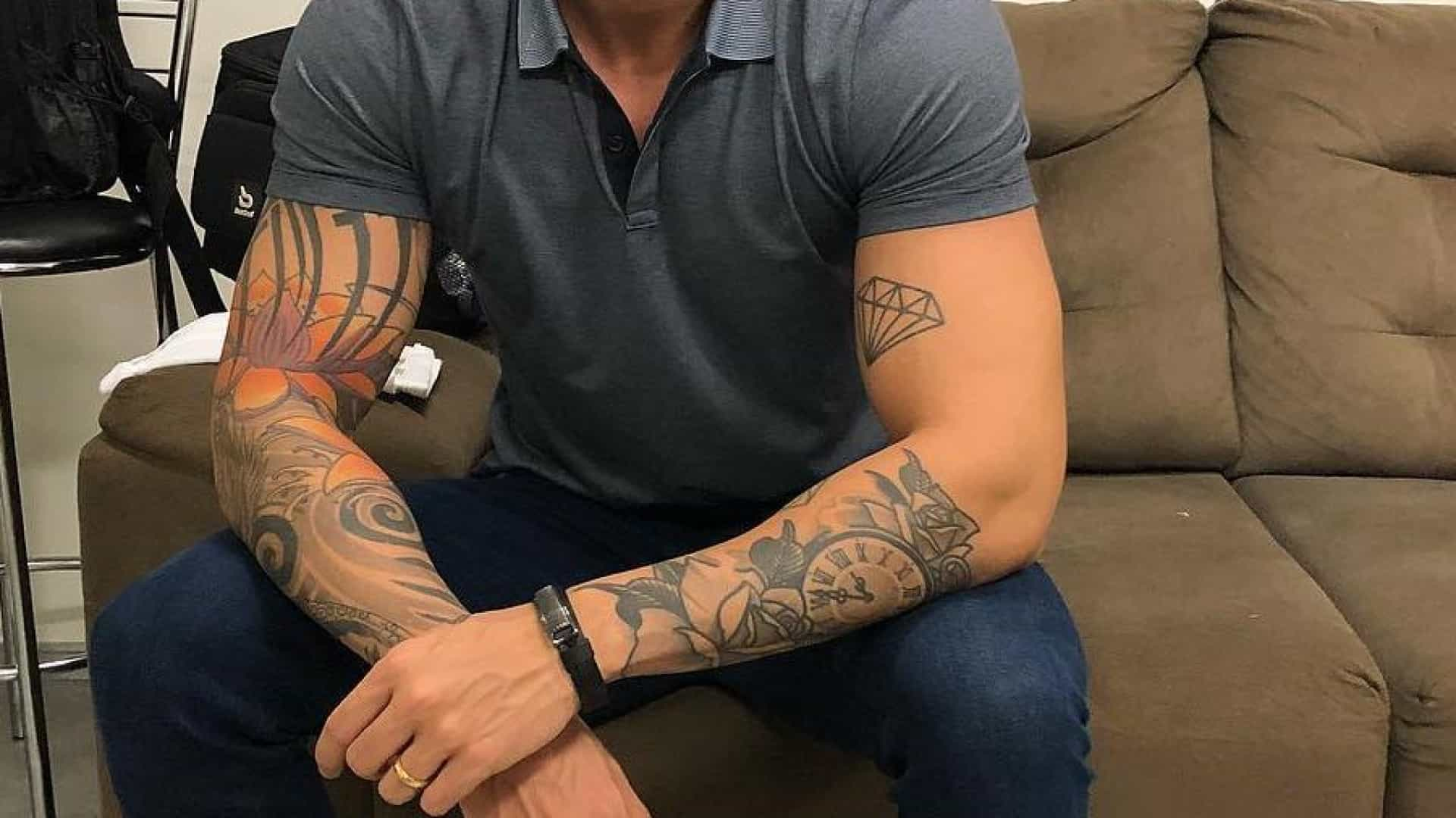 Gusttavo Lima hospitalizado após concerto