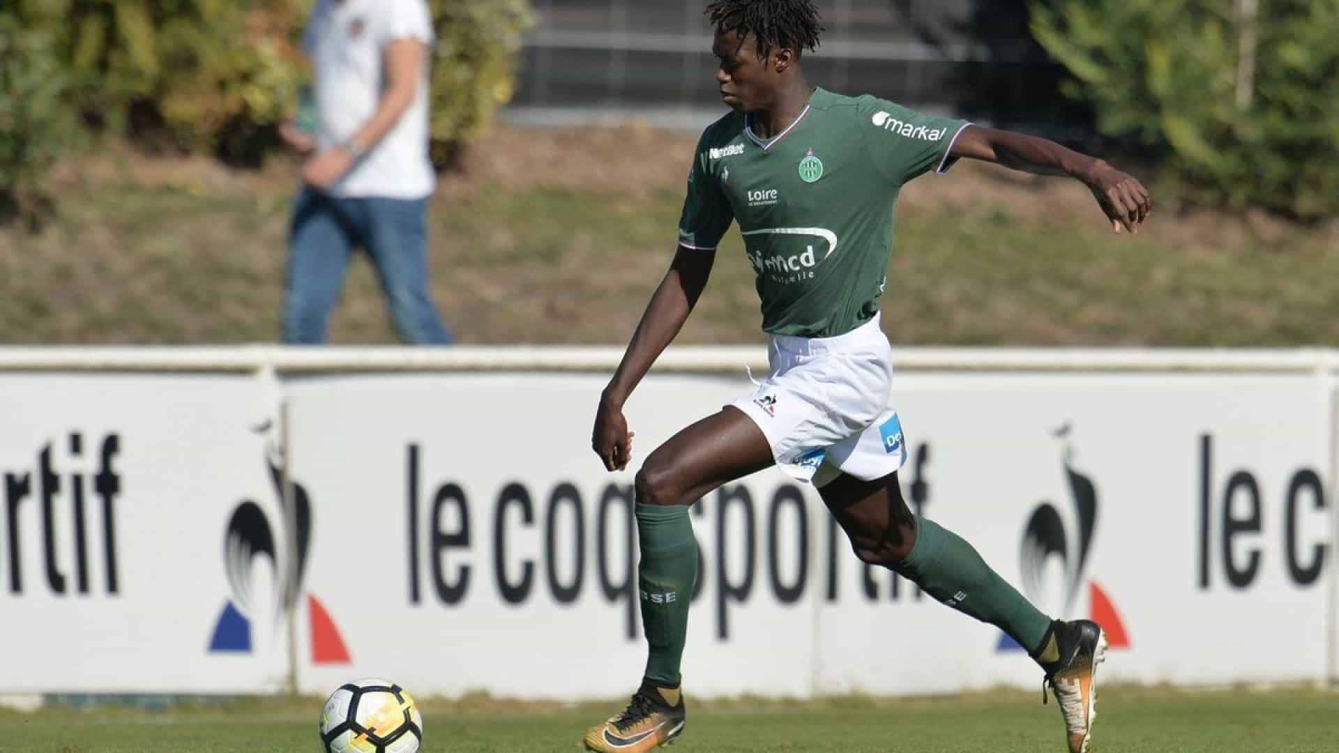 William Gomis, futebolista francês de 19 anos, baleado mortalmente