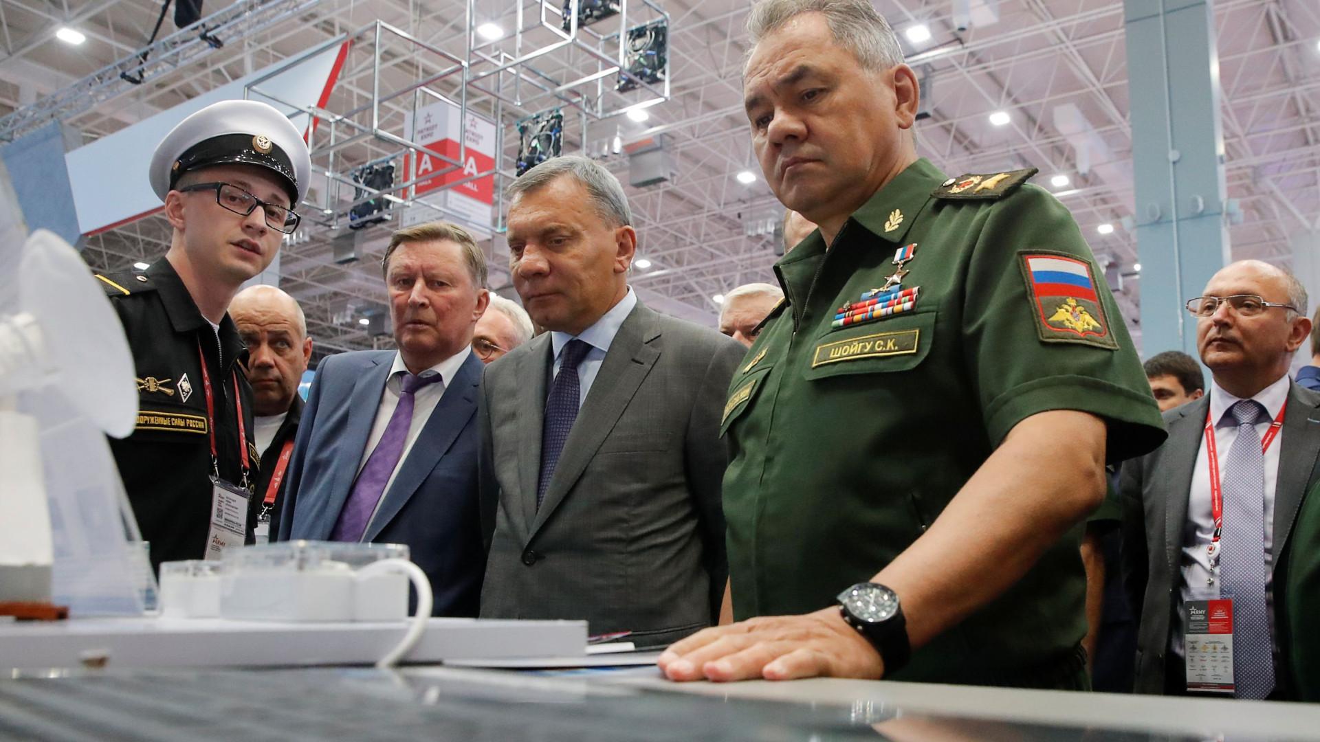 Rússia inicia amanhã as maiores manobras militares da sua história