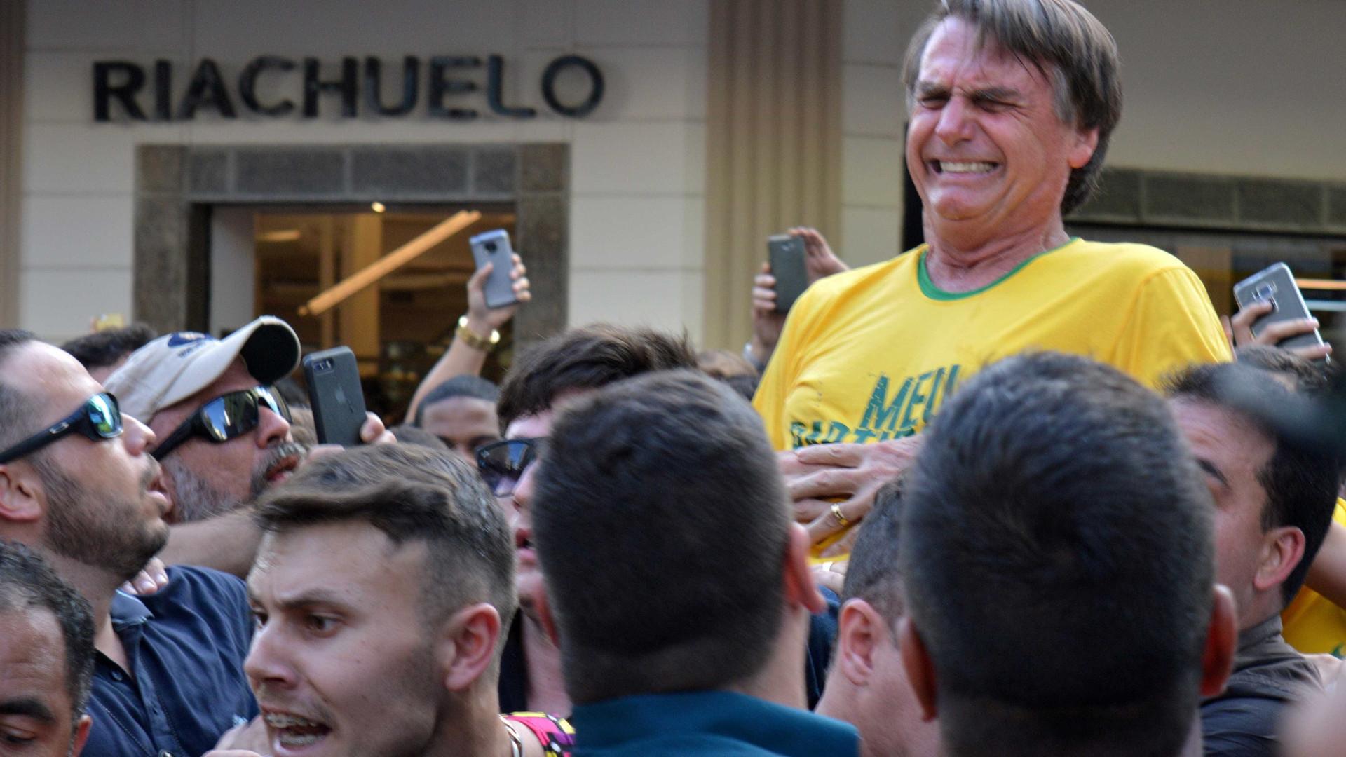 Estado de saúde de Bolsonaro ainda é grave. Fala-se em segunda cirurgia