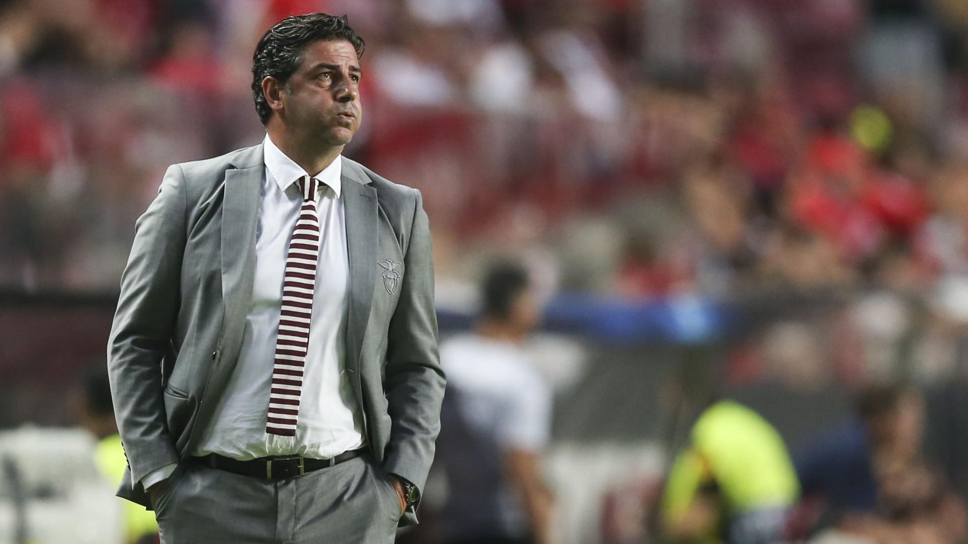 """Rui Vitória: """"Trata-se de uma vitória justa, mas difícil"""""""