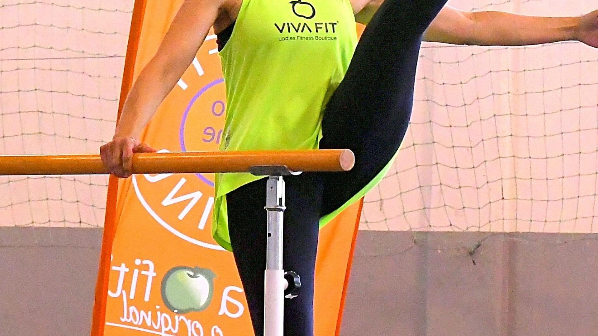 SBarre, a modalidade que traz o Ballet para o Fitness