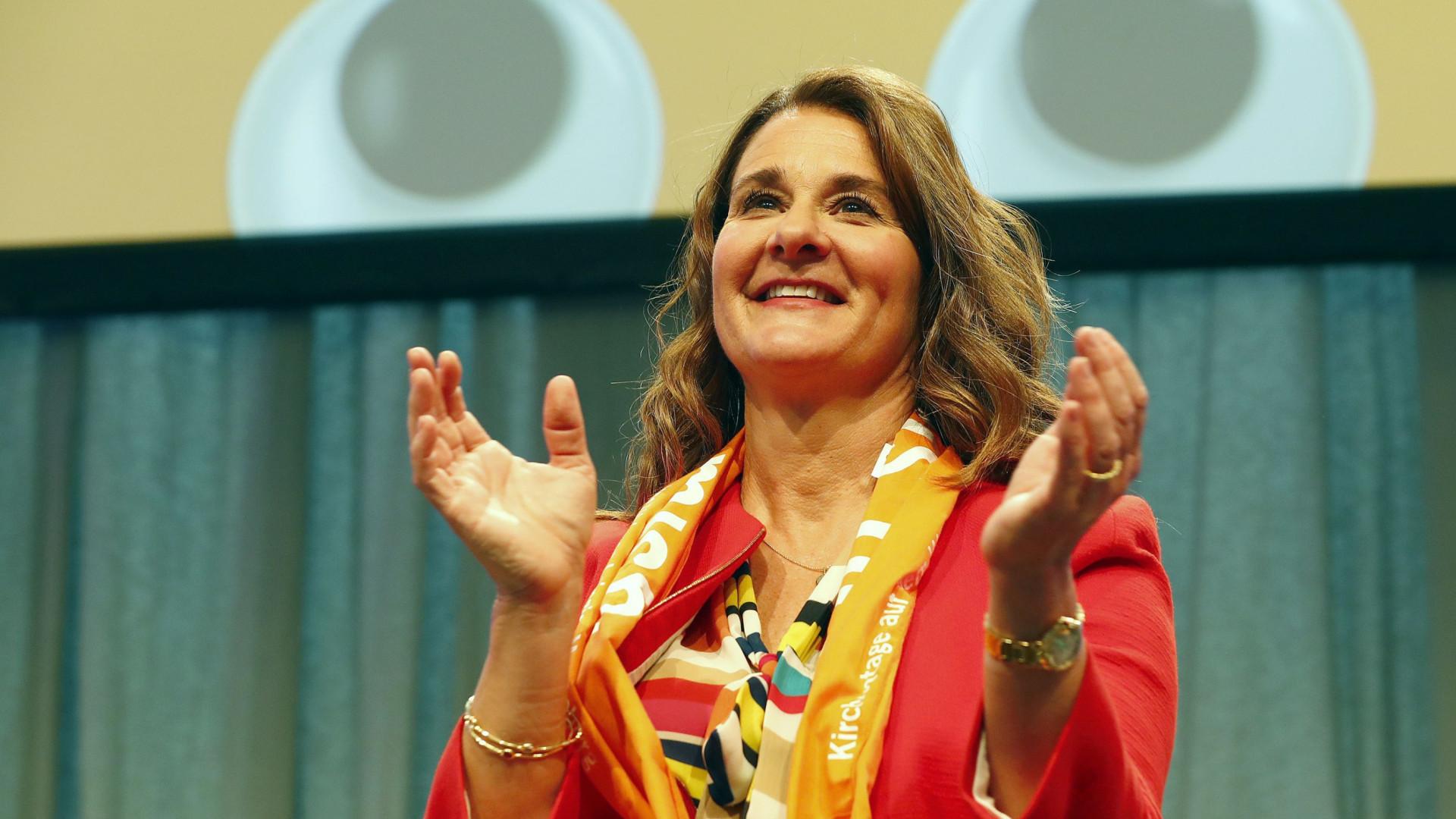 Melinda Gates quer acabar com diferença salarial entre homens e mulheres