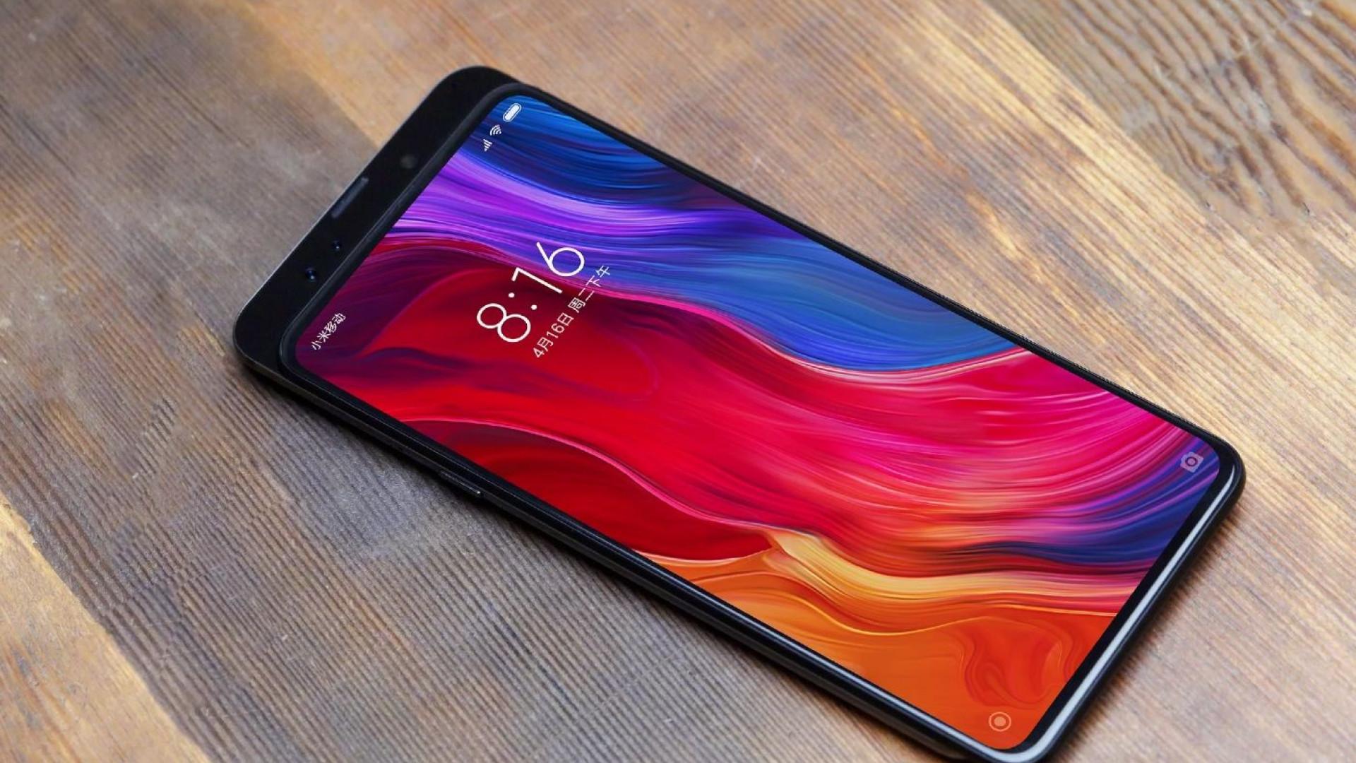 O novo topo de gama da Xiaomi chega ainda este mês
