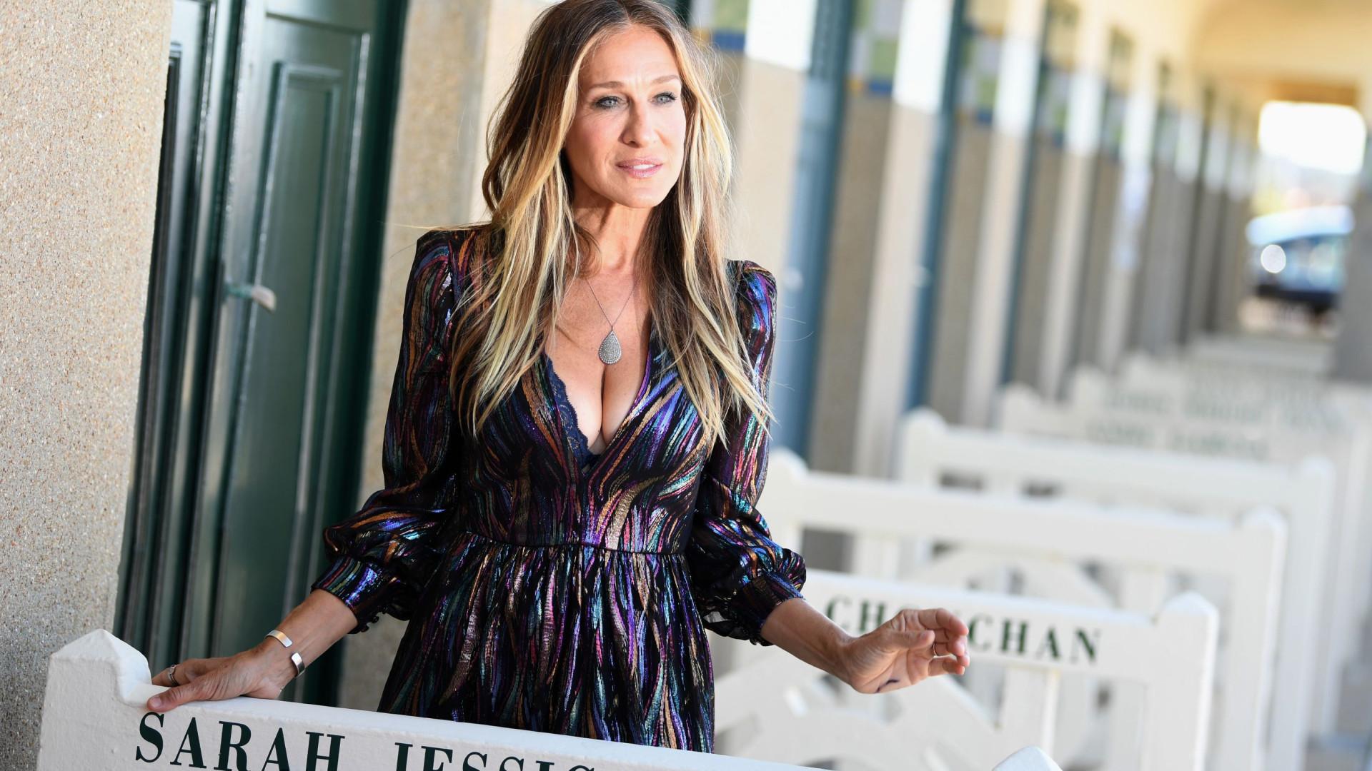 Sarah Jessica Parker acusada de não devolver joias que valem milhares