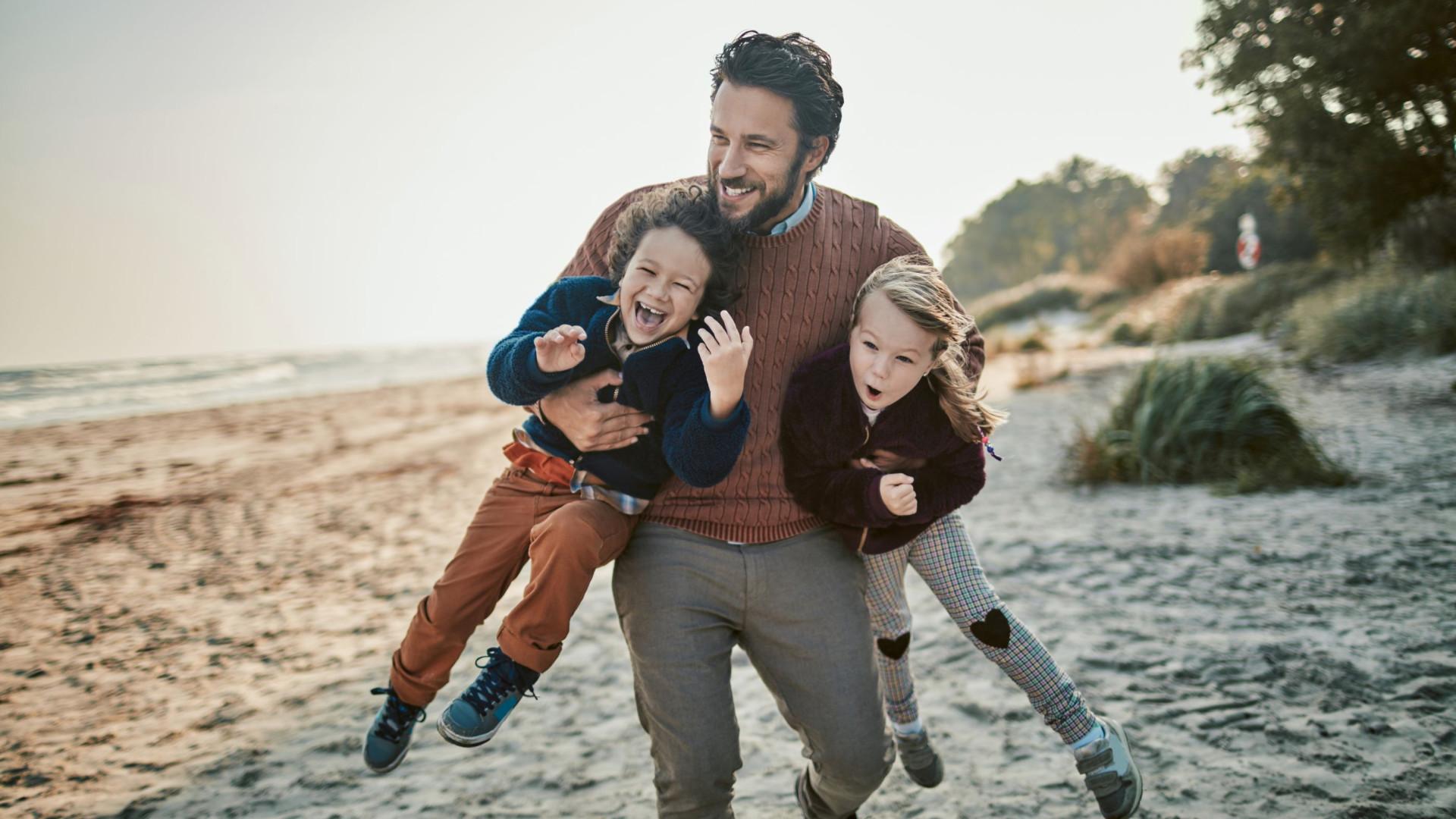 Apenas 30% dos pais mantêm este bom hábito para com os seus filhos