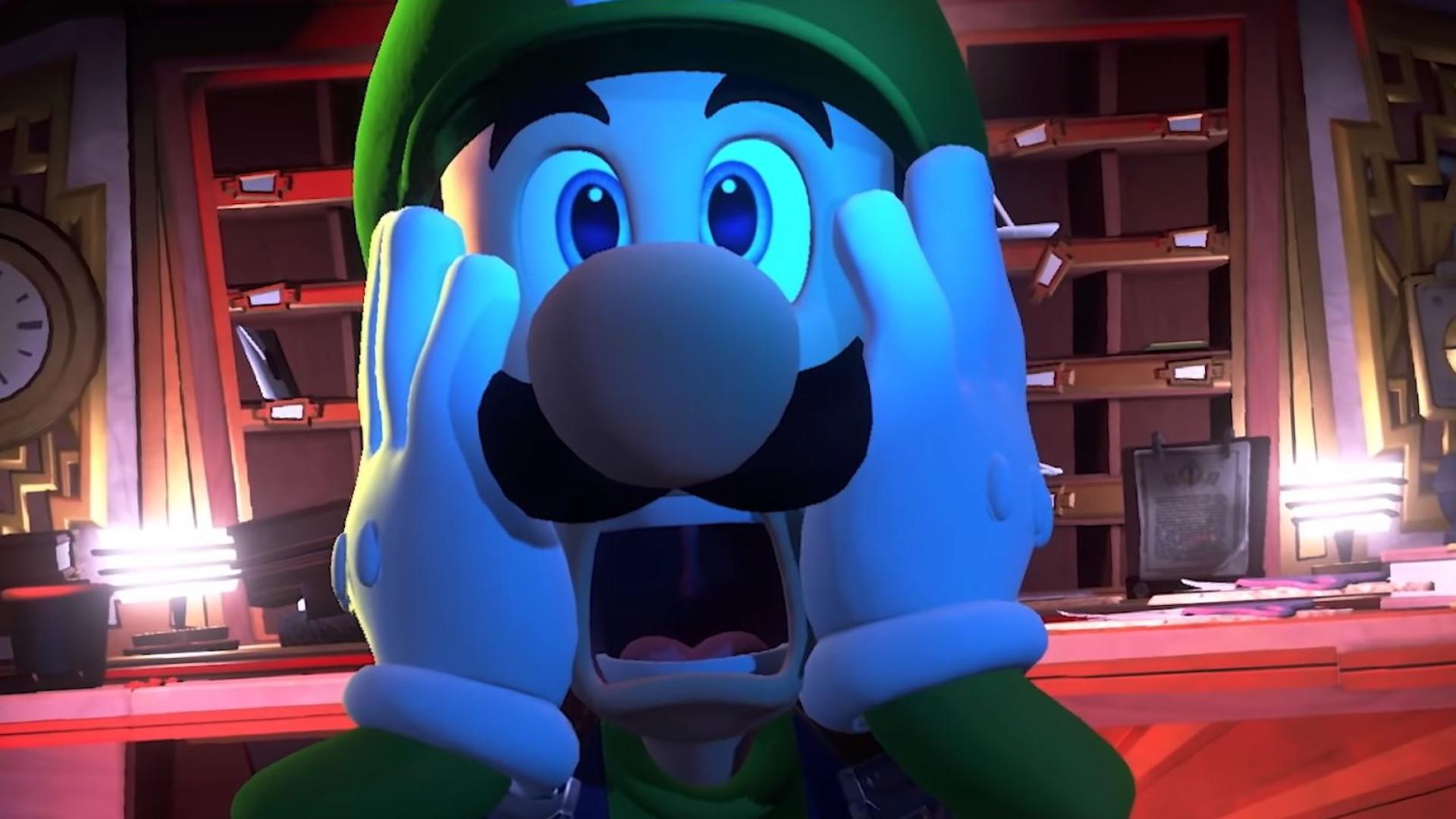 O irmão de Mario, Luigi, voltará a ser protagonista do seu próprio jogo