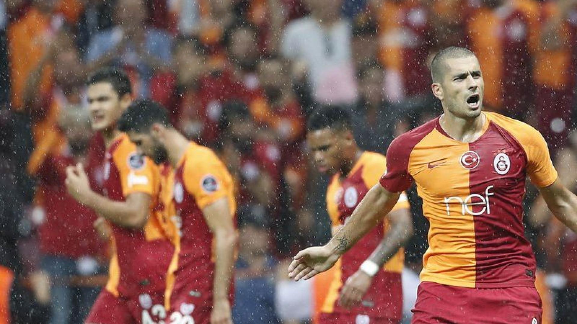 Atenção, FC Porto: Galatasaray goleia Kasimpasa e assume 1.º lugar