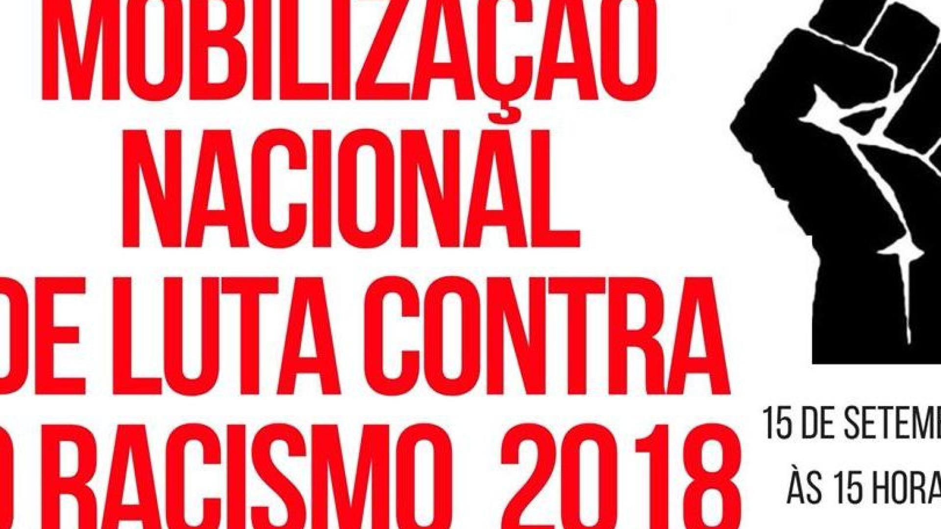 Três cidades mobilizam-se em evento nacional de luta contra o racismo