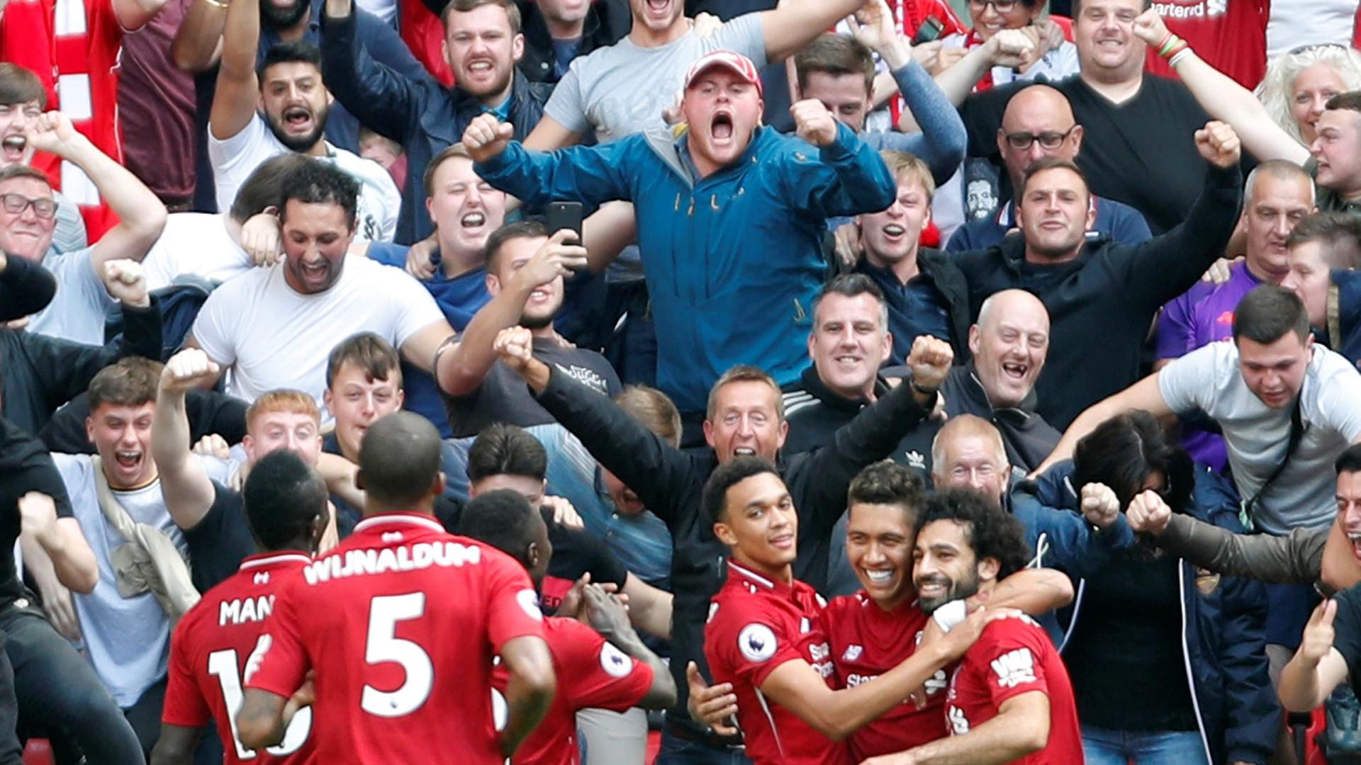 Liverpool vence Tottenham, continua imparável e não larga a liderança