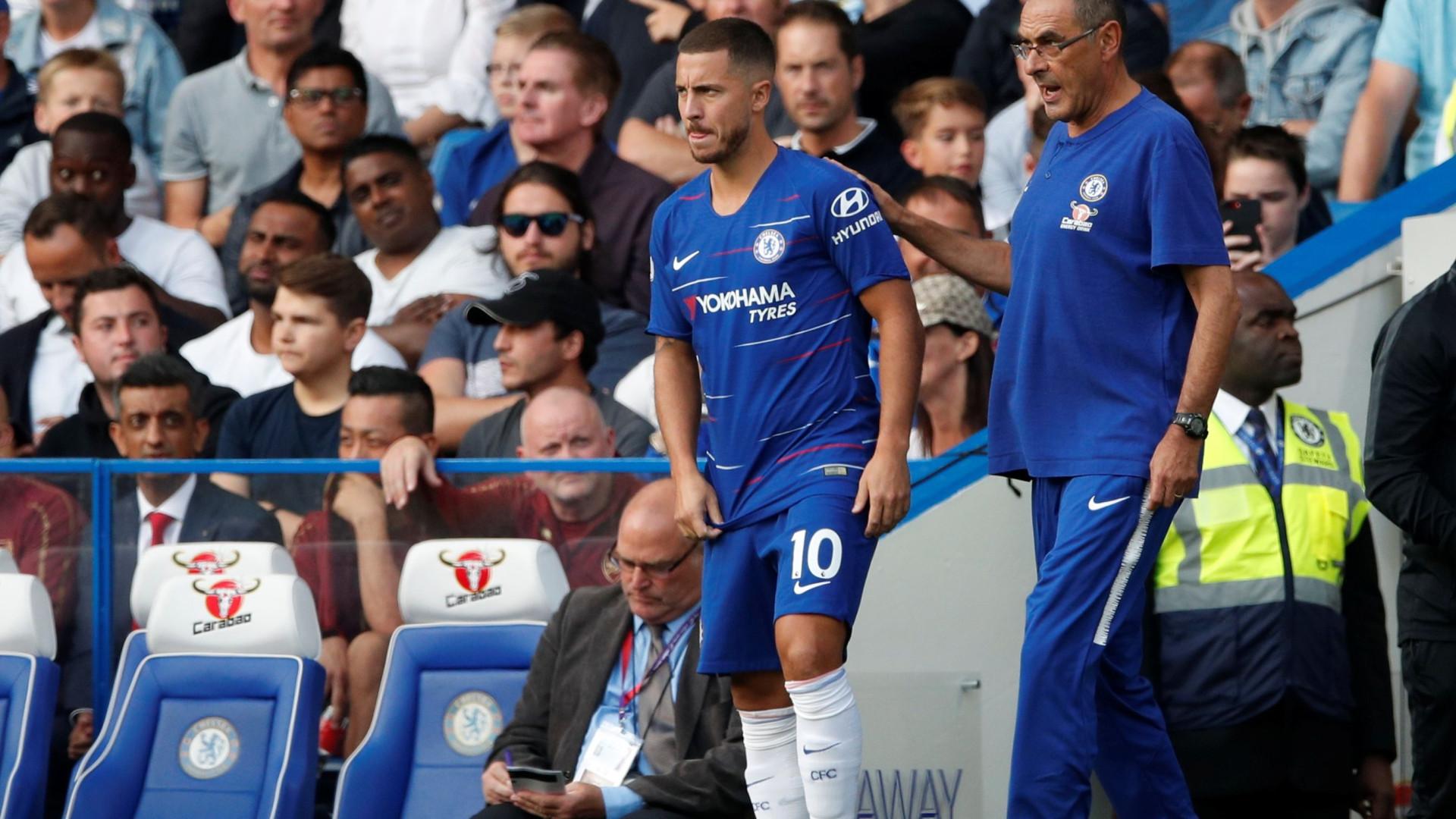 """""""Pensava que Hazard era dos melhores da Europa, mas mudei de ideias"""""""