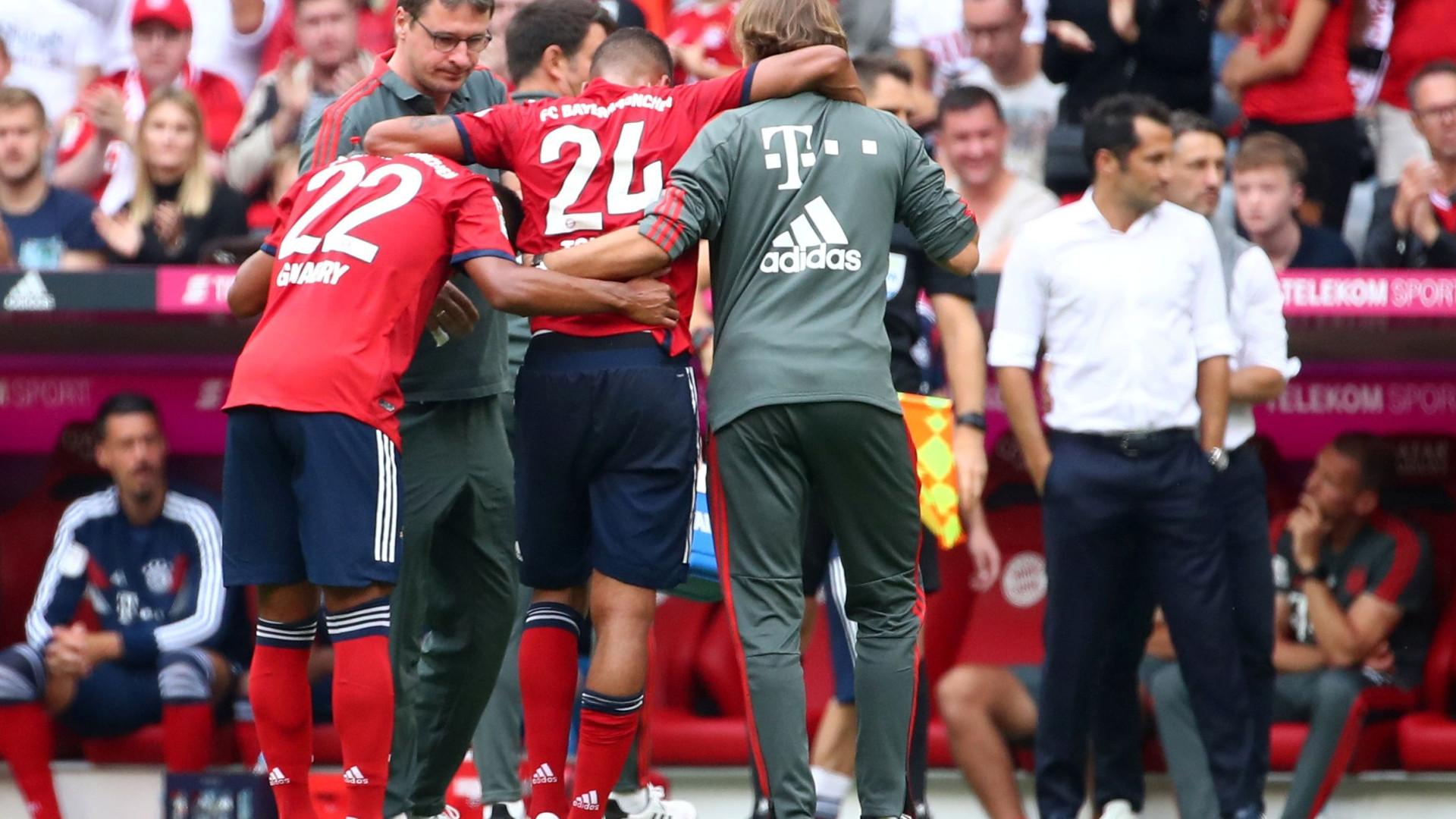 Atenção Benfica: Bayern vence antes da visita à Luz, mas perde dupla