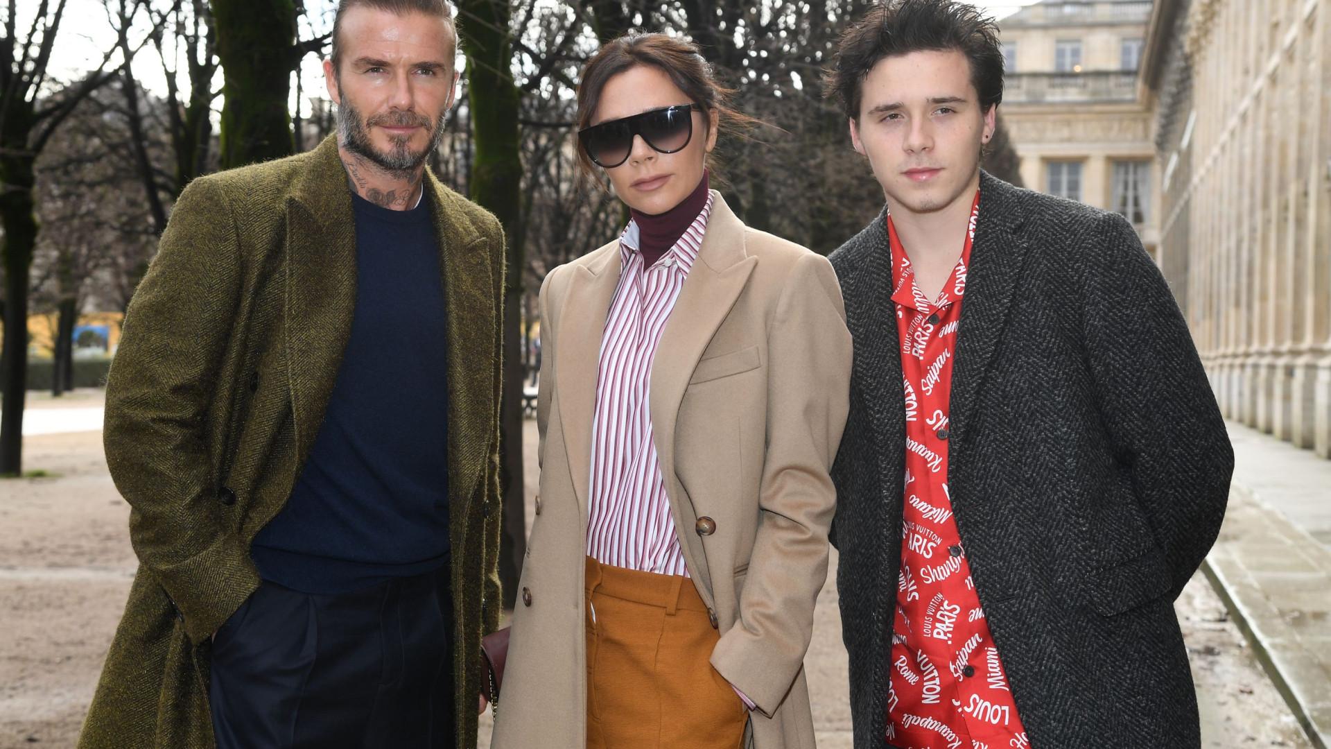 Victoria Beckham 'proibiu' a família de ir aos seus primeiros desfiles