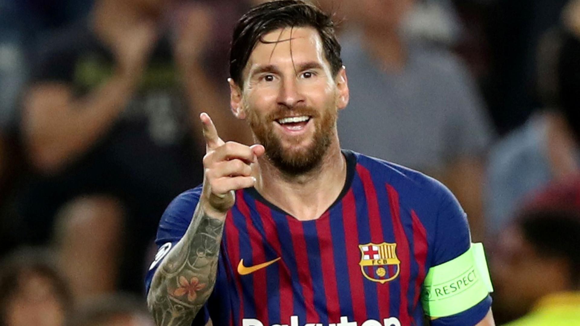 Messi pode sair 'gratuitamente' em 2020 e Barça quer estender contrato