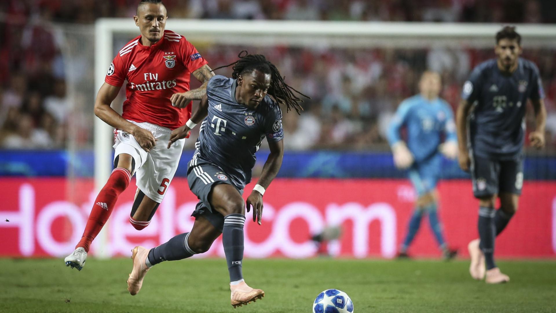 Uma Luz que se acendeu para Renato. Benfica derrotado em casa pelo Bayern