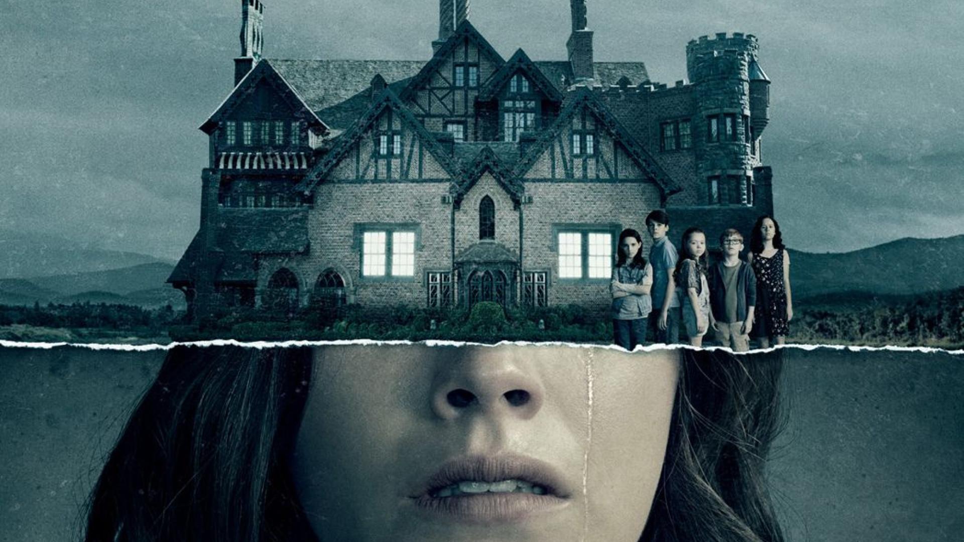 'A Maldição de Hill House'. Série de terror chega à Netflix em outubro