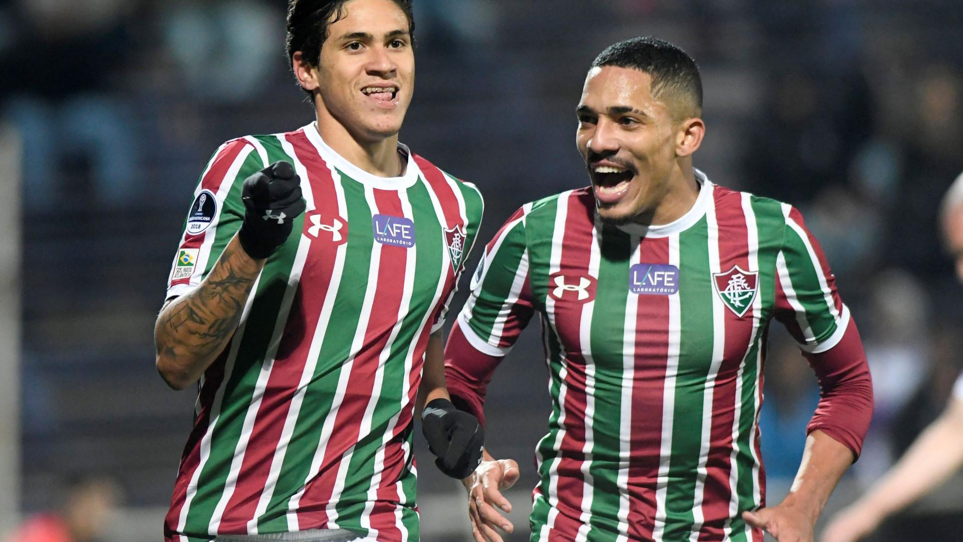 Avançado do Fluminense apontado ao FC Porto