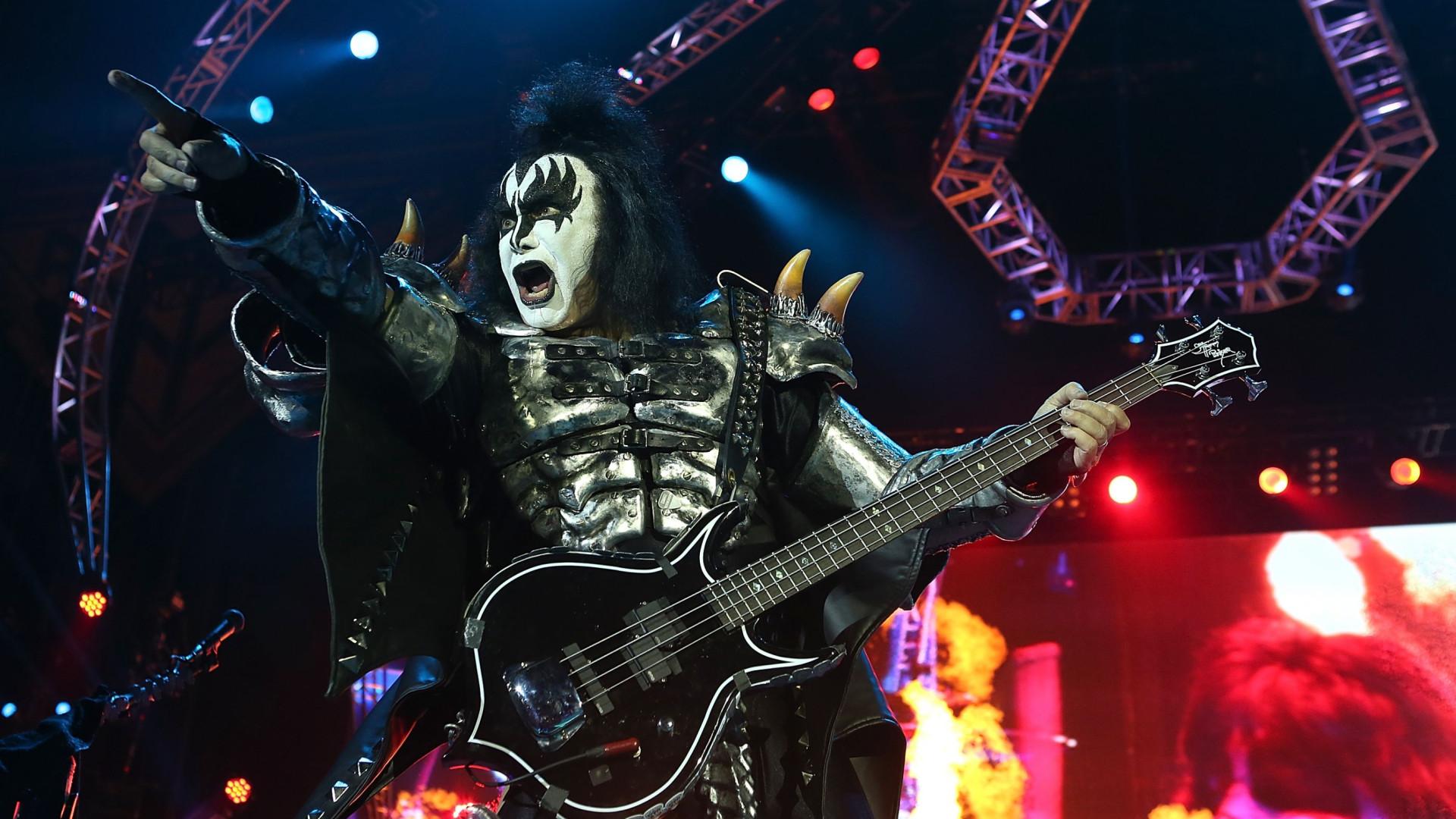 Kiss anunciam fim de carreira (definitivo) com última digressão