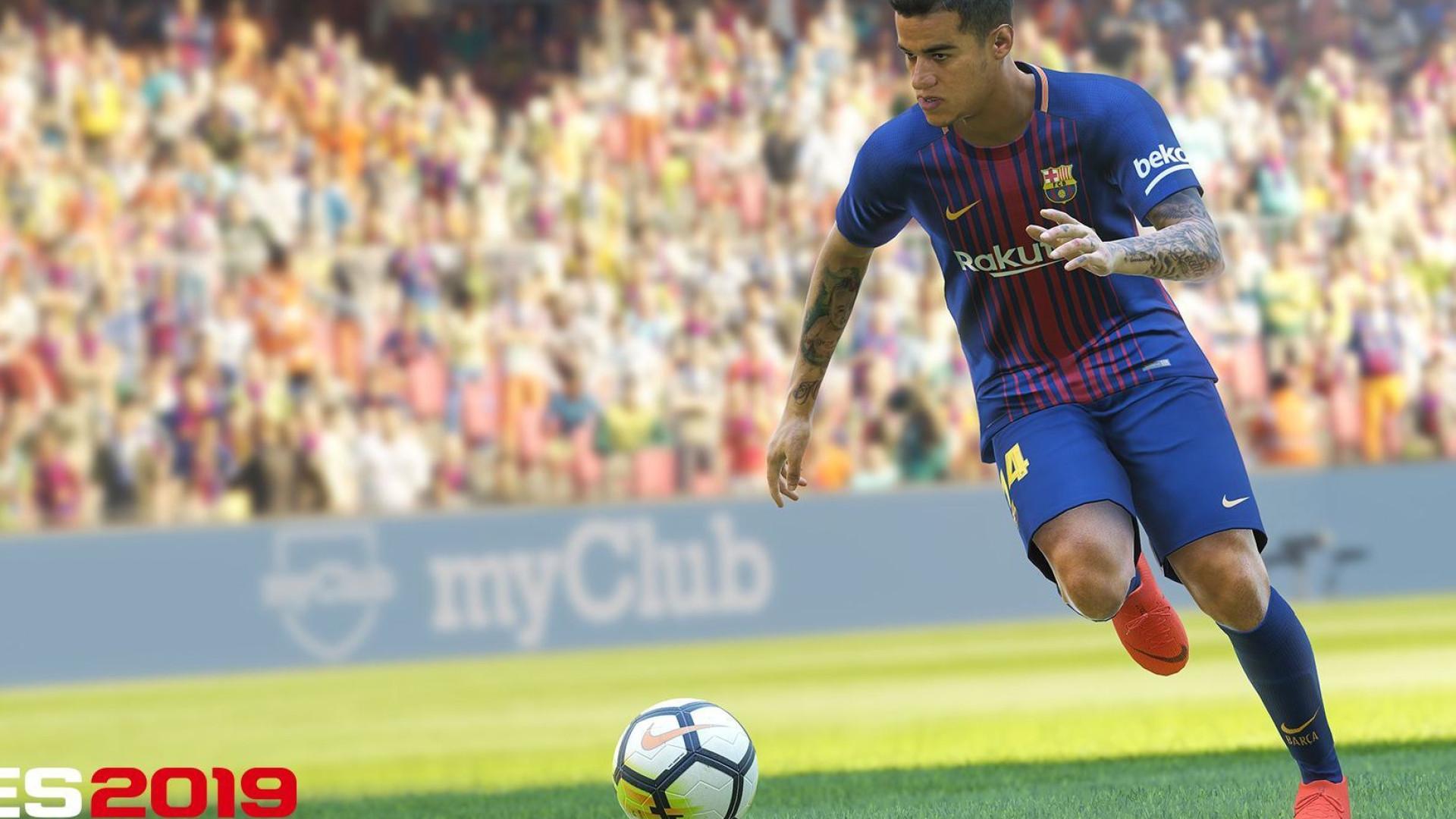 'Pro Evolution Soccer 2019' será gratuito para Android e iOS