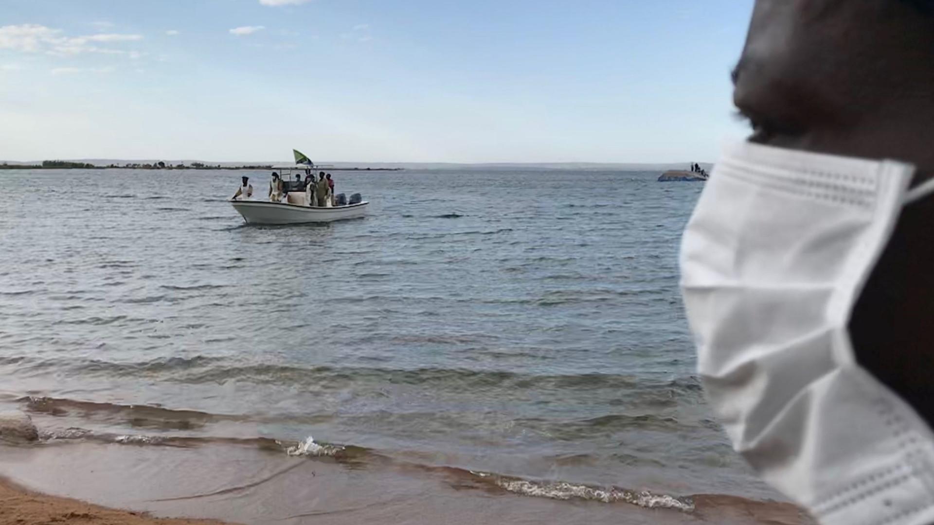 Balanço de mortos em naufrágio sobe para 207 na Tanzânia