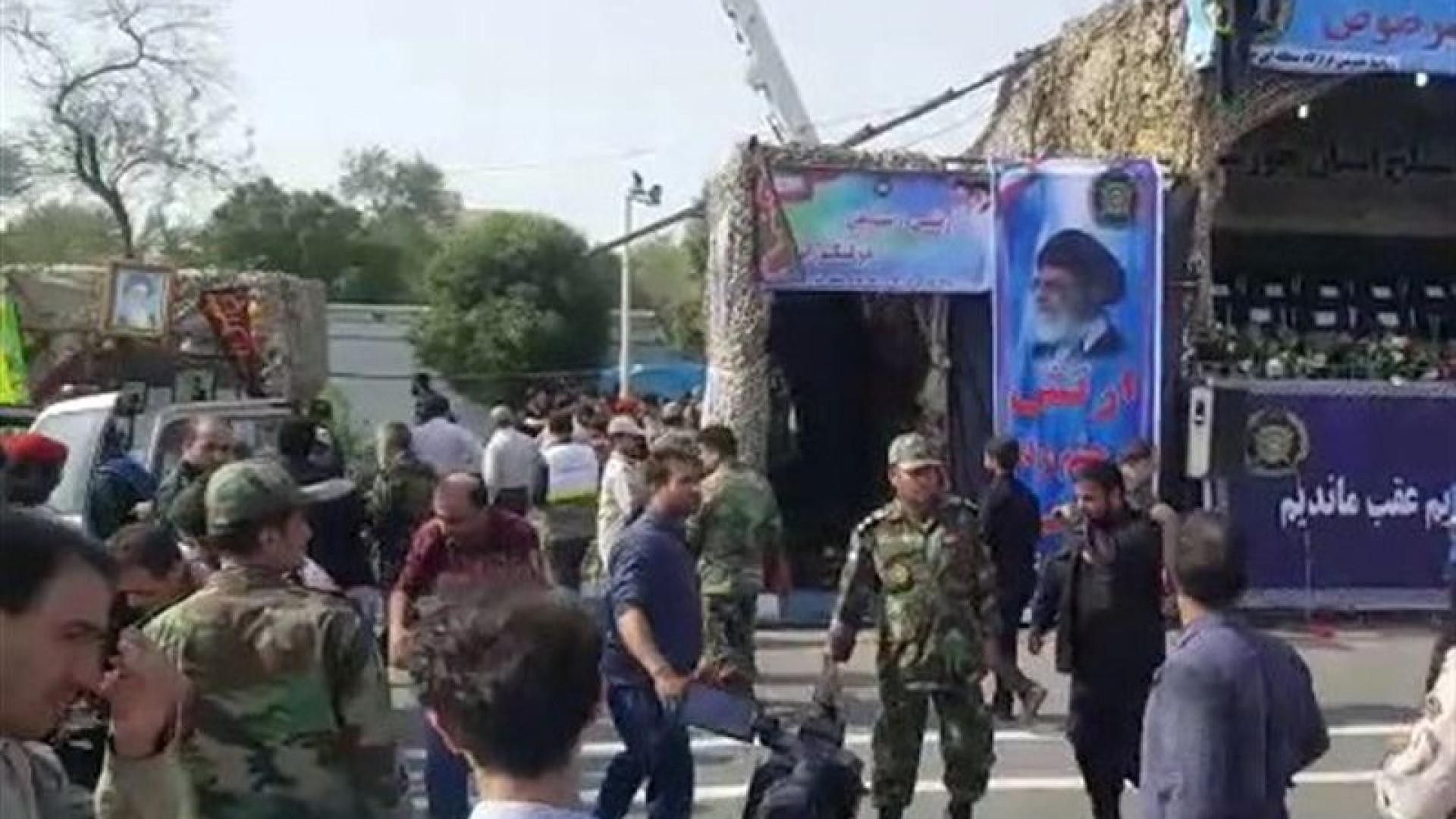 Separatistas árabes iranianos reivindicam atentado em Ahvaz