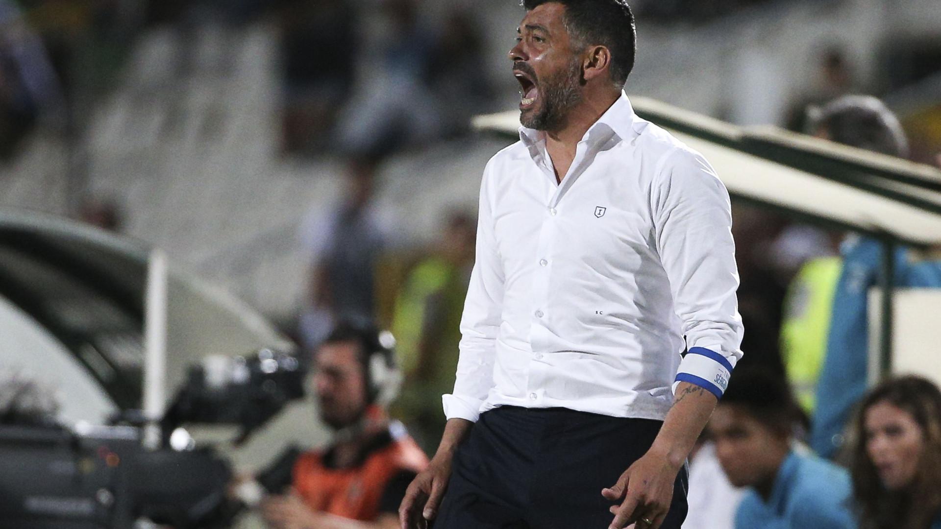 """""""As equipas fazem de tudo para roubar pontos ao campeão nacional"""""""