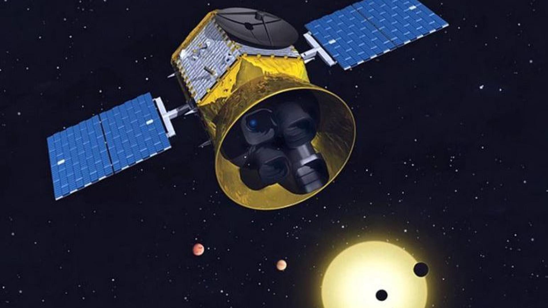 Telescópio da NASA descobre uma 'Super-Terra' e uma 'Terra muito quente'
