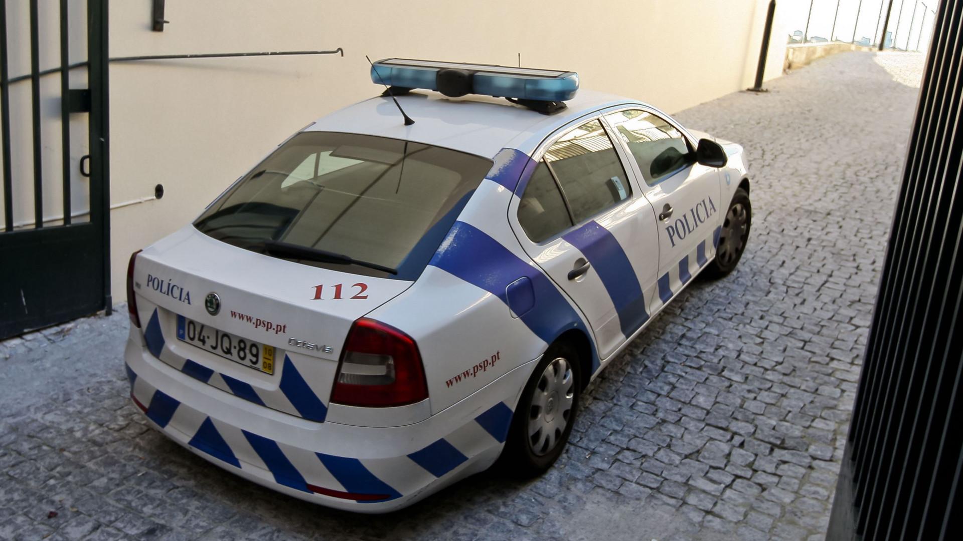 PSP 'caça' fugitivos escondidos em Oeiras