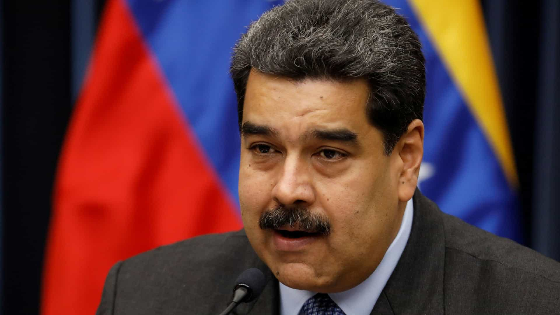 Maduro diz ter provas de nova tentativa de golpe coordenado pelos EUA