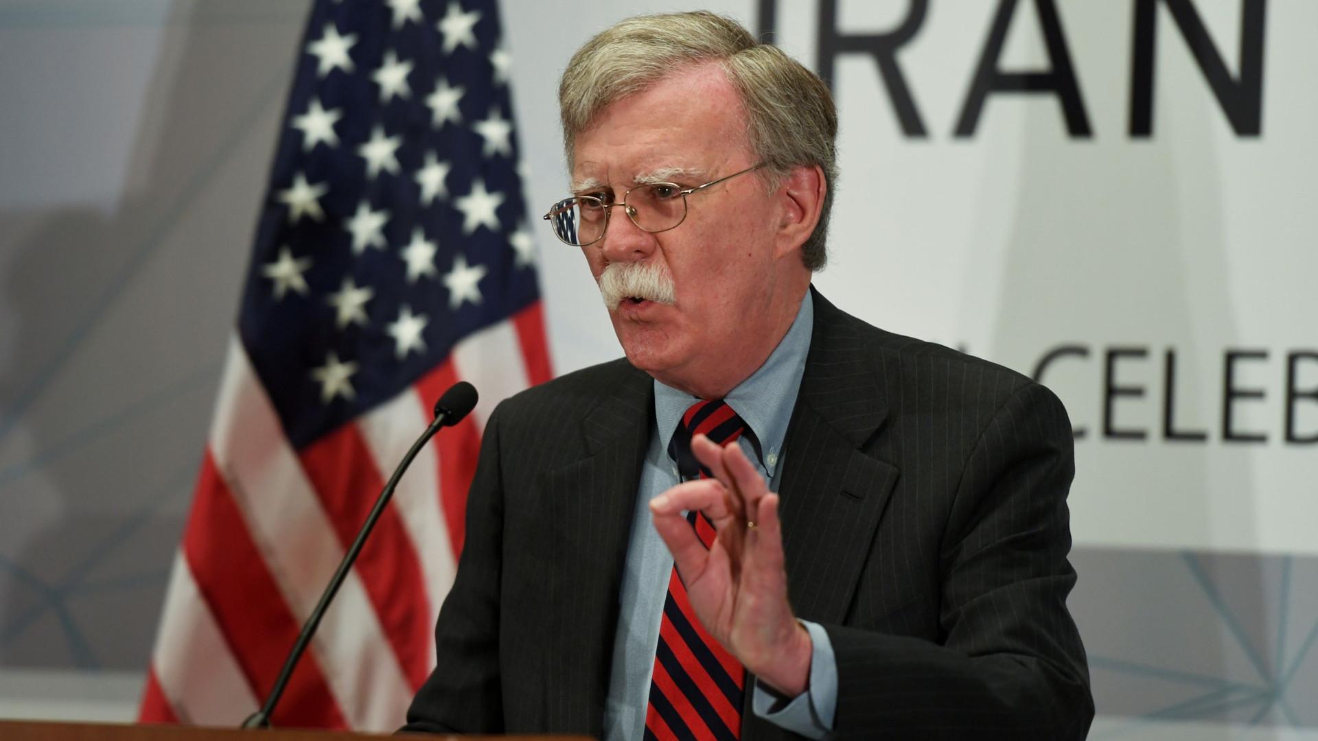 """Irão """"pagará com o inferno"""" se prejudicar aliados ou norte-americanos"""