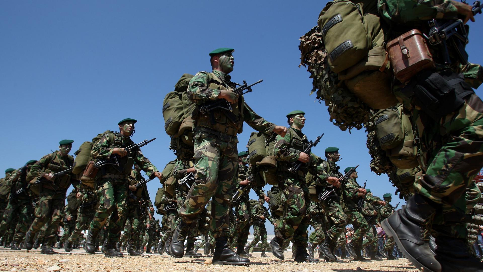 Tancos: Militares continuam a fazer rondas aos paióis vazios