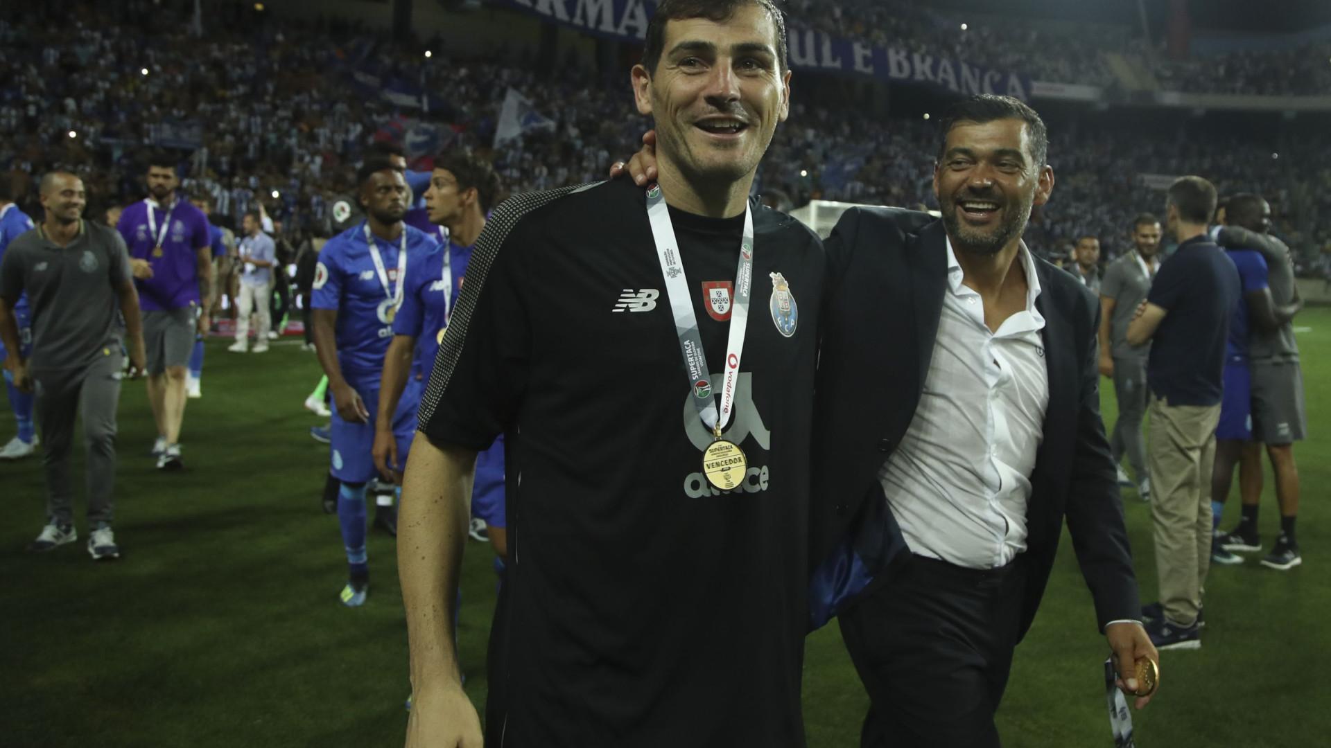 """""""FC Porto? Gostava de terminar aqui a carreira"""""""